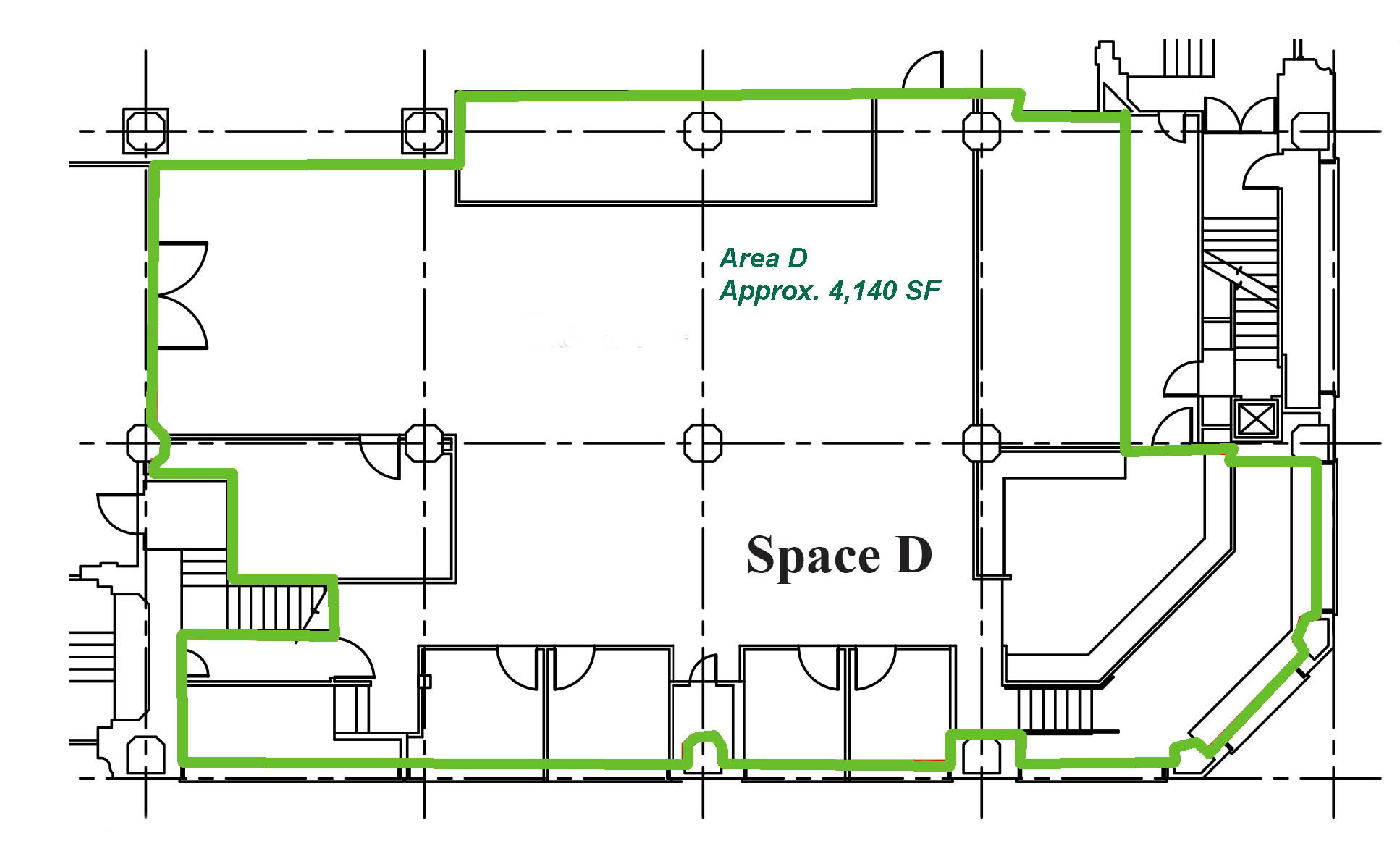 UNT - 1900 Elm Street: site plan