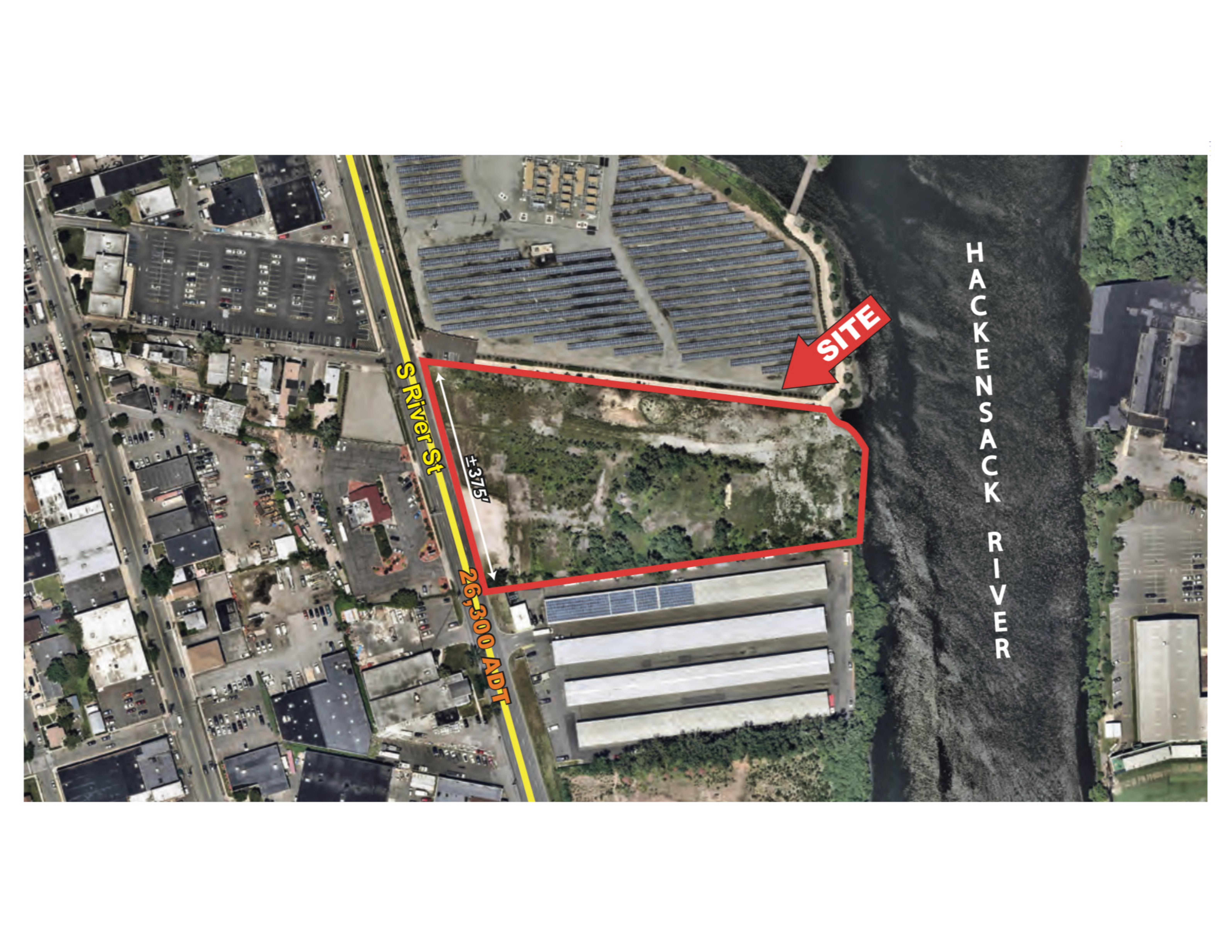 4 Acres for Development: site plan