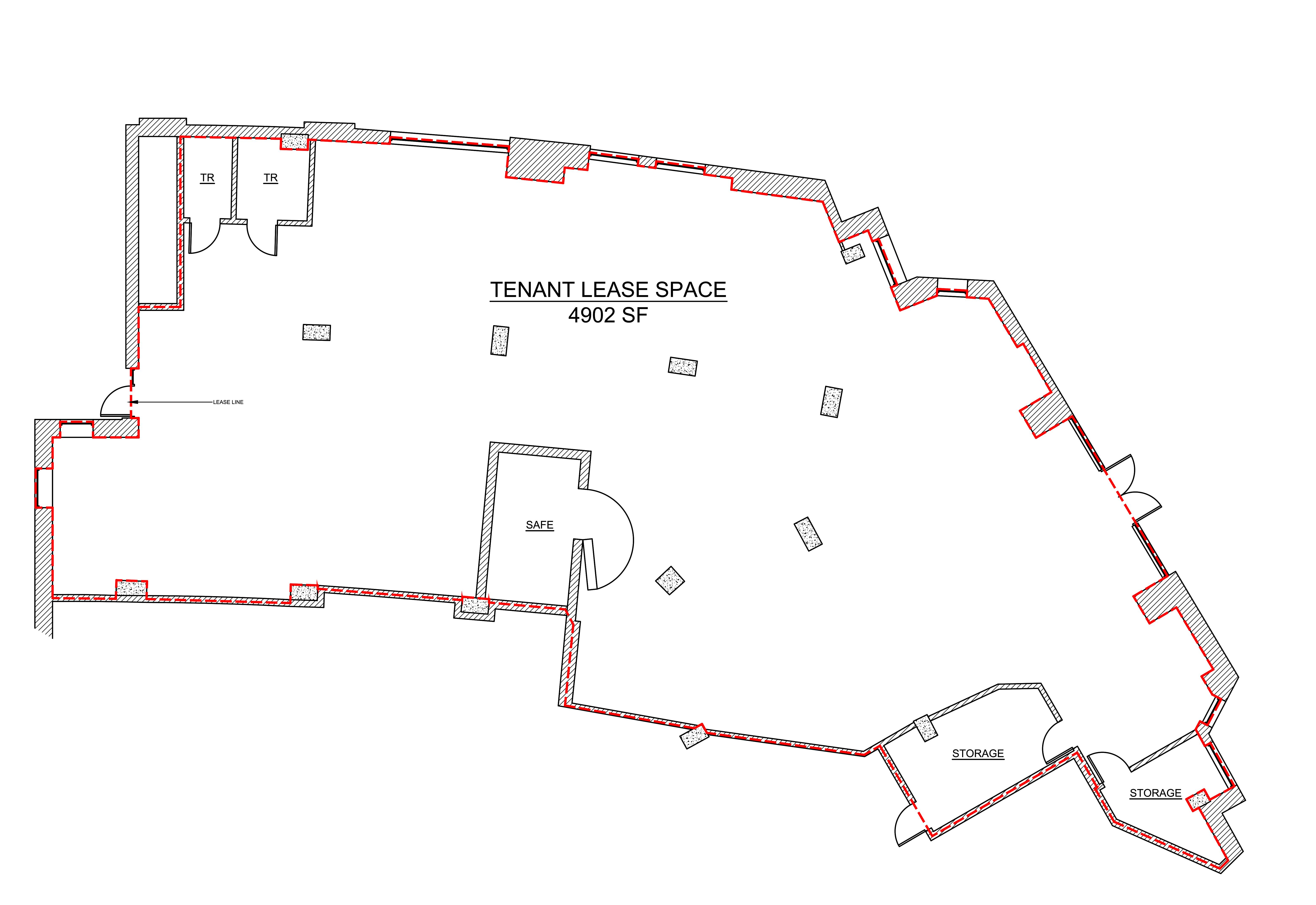 The Metropolitan: site plan