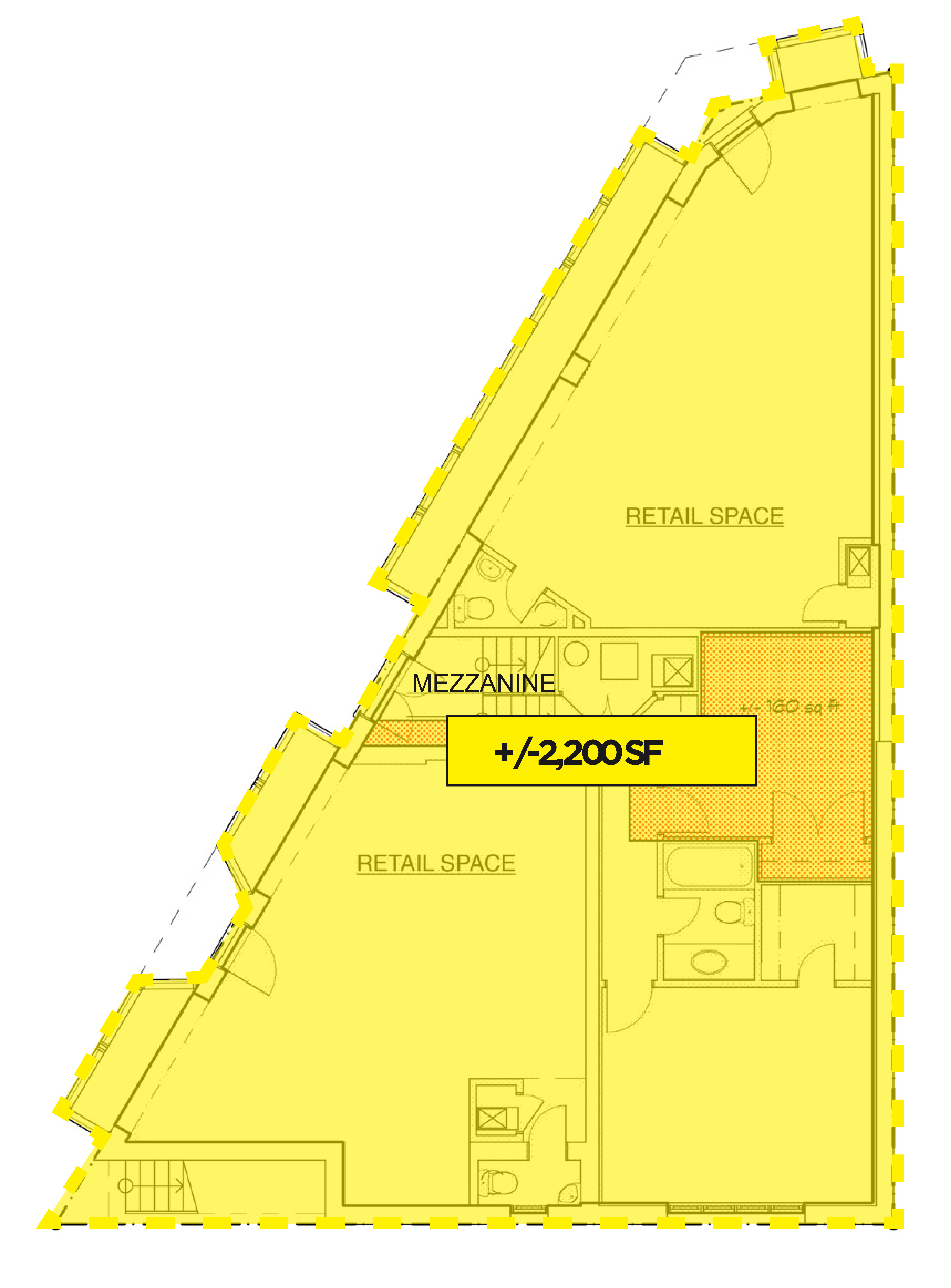 1720-22 Florida Ave NW: site plan