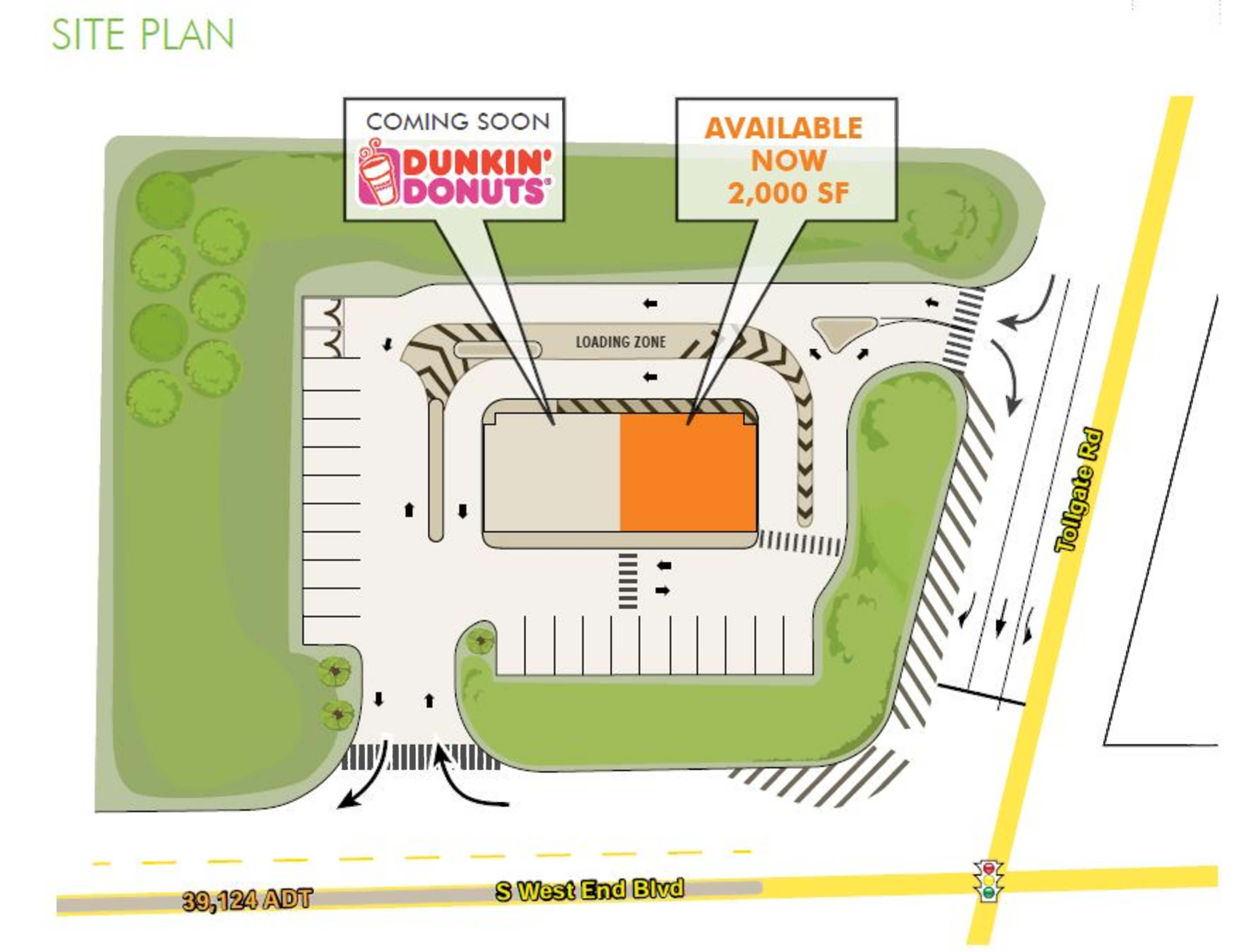 New Construction Available : site plan
