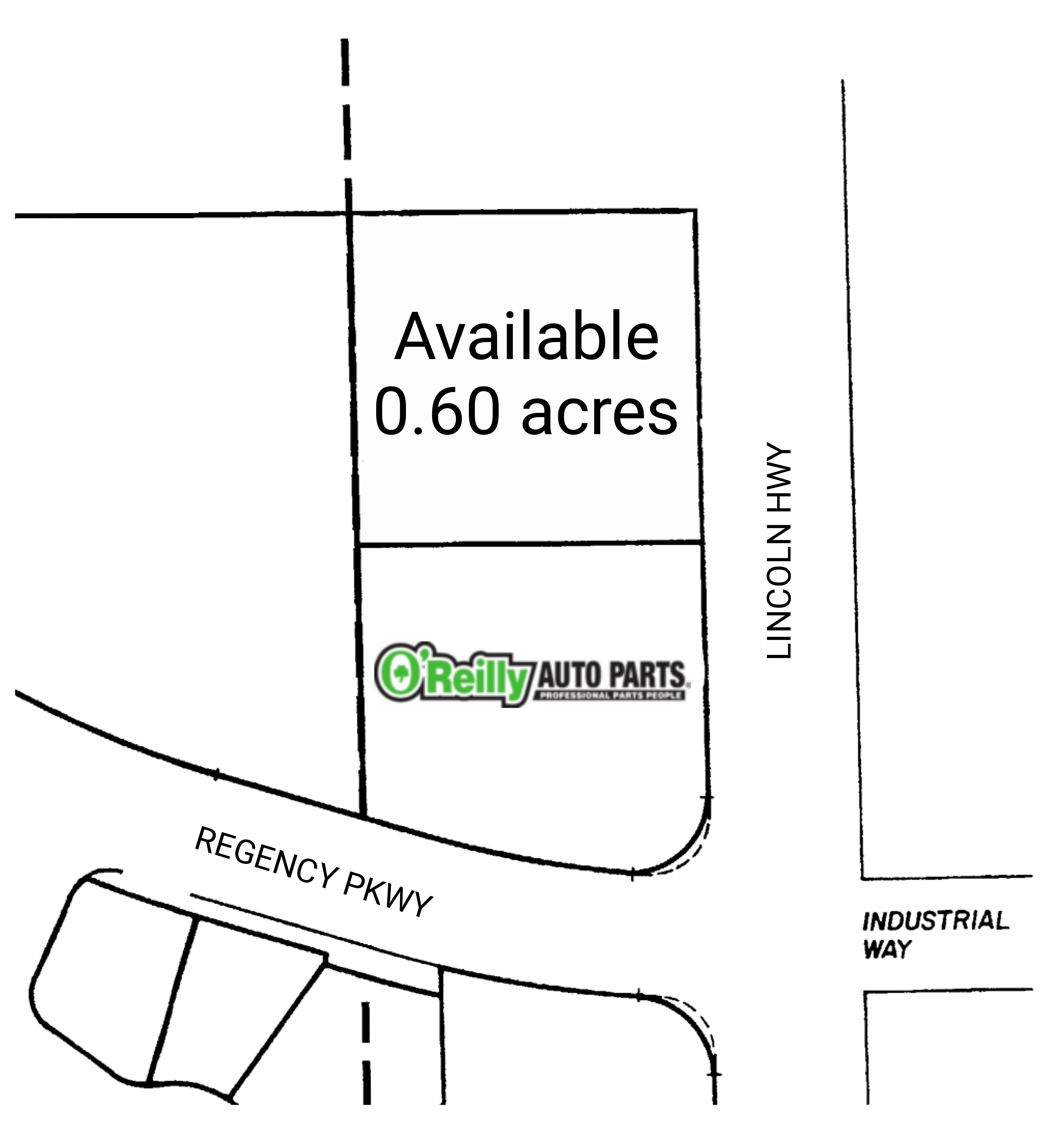 Dixon O'Reillys Land: site plan