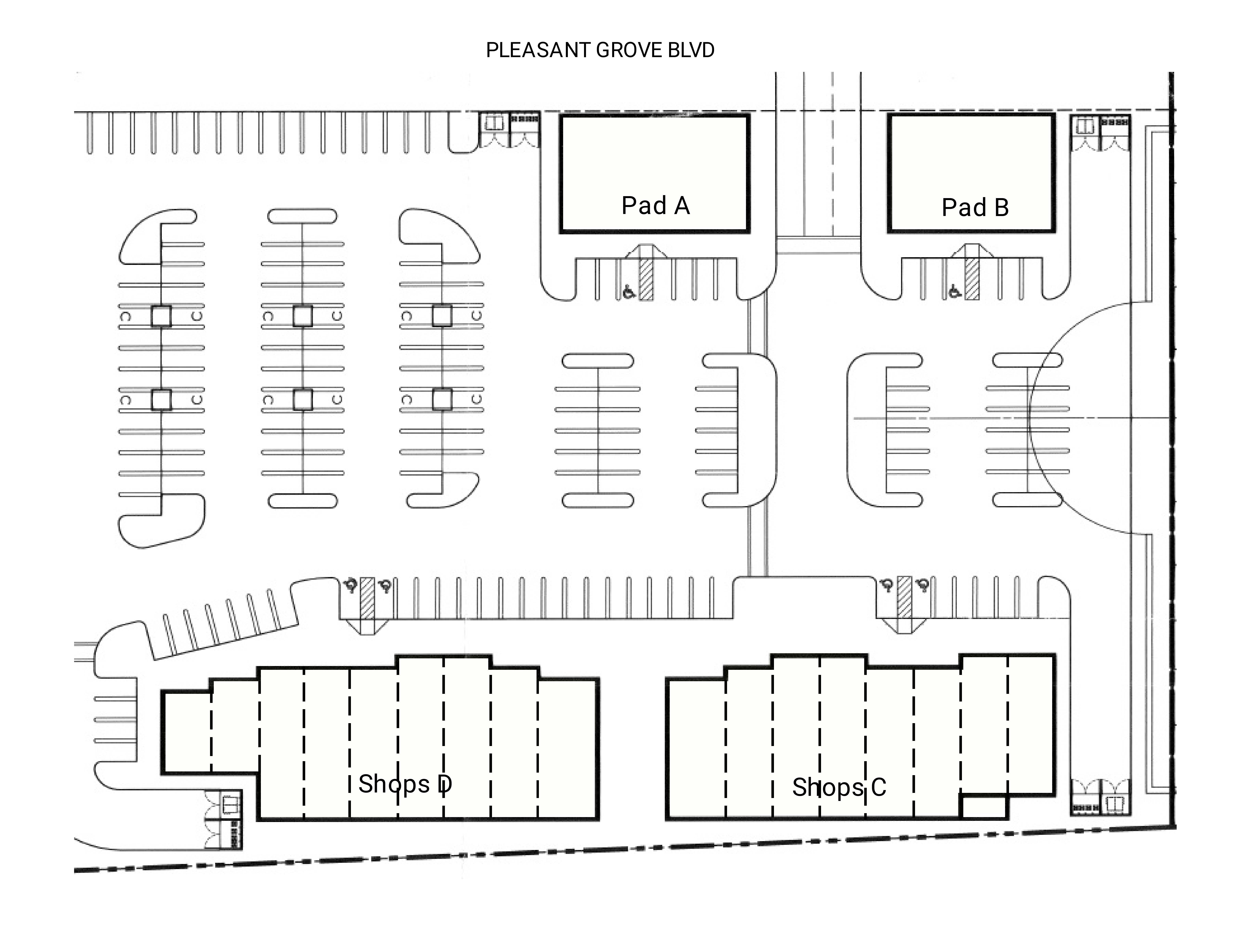 Fiddyment Land: site plan