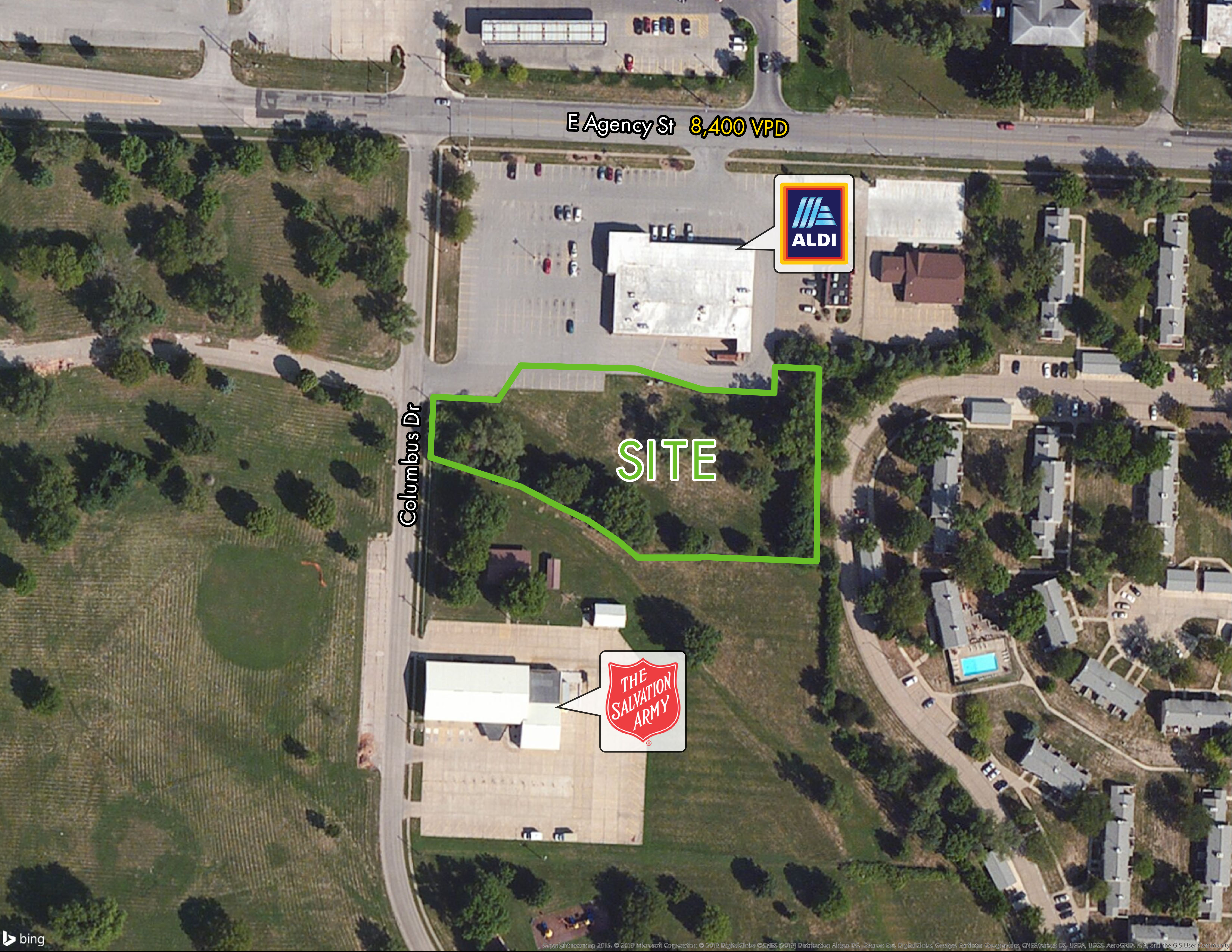 1.64 Acres Available