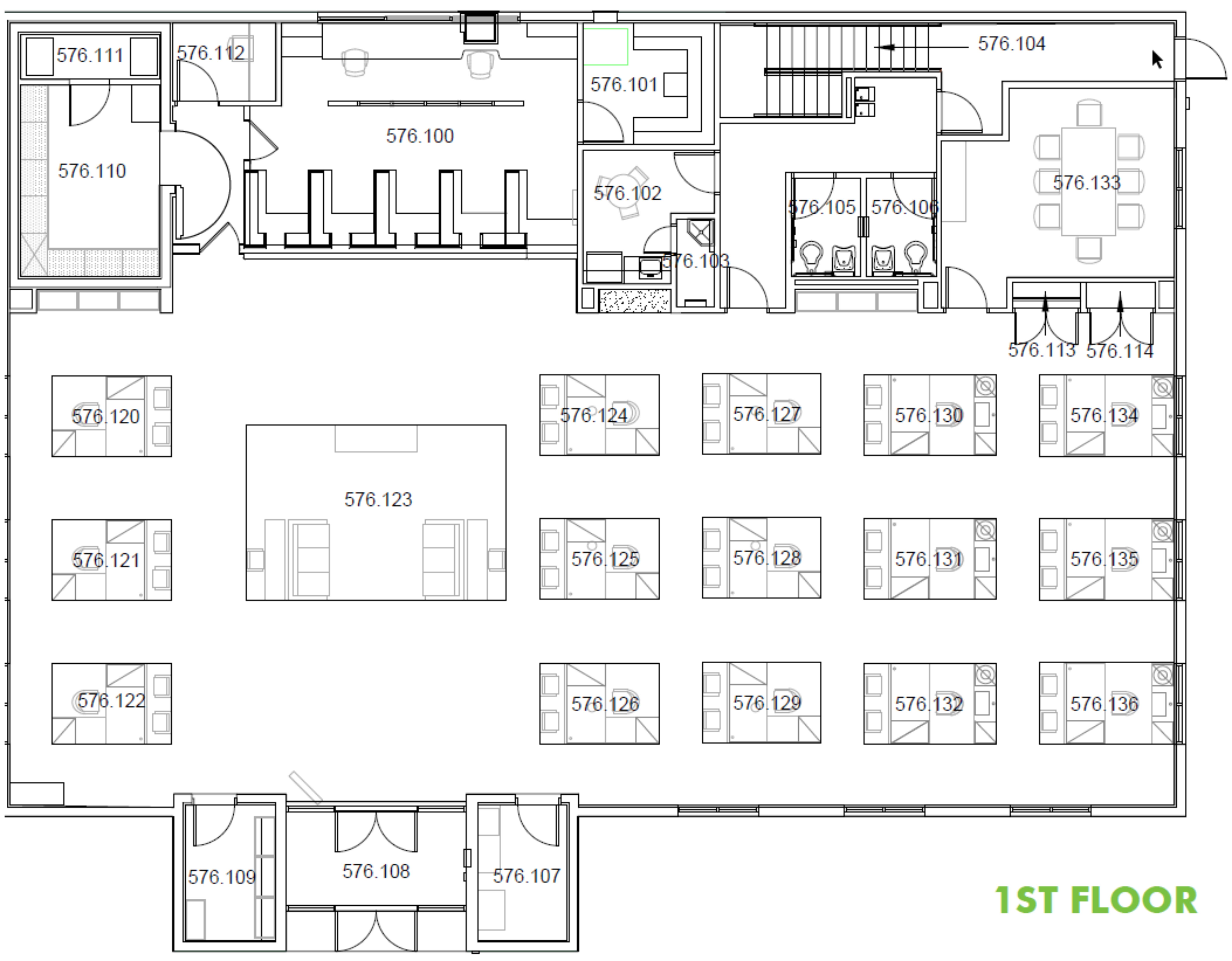 9561 W. 171st Street at Lagrange Rd.: site plan