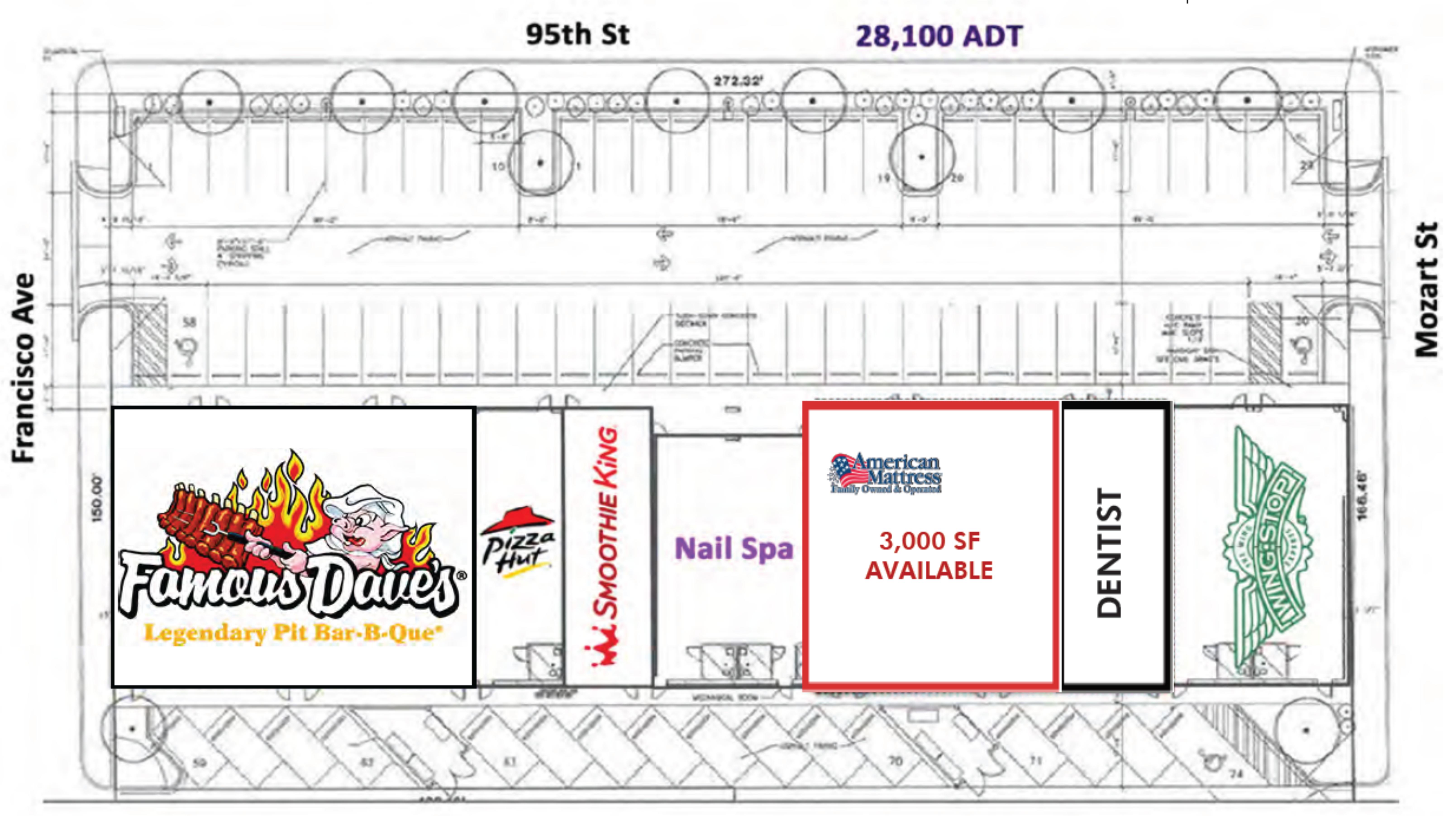 Evergreen Pointe: site plan