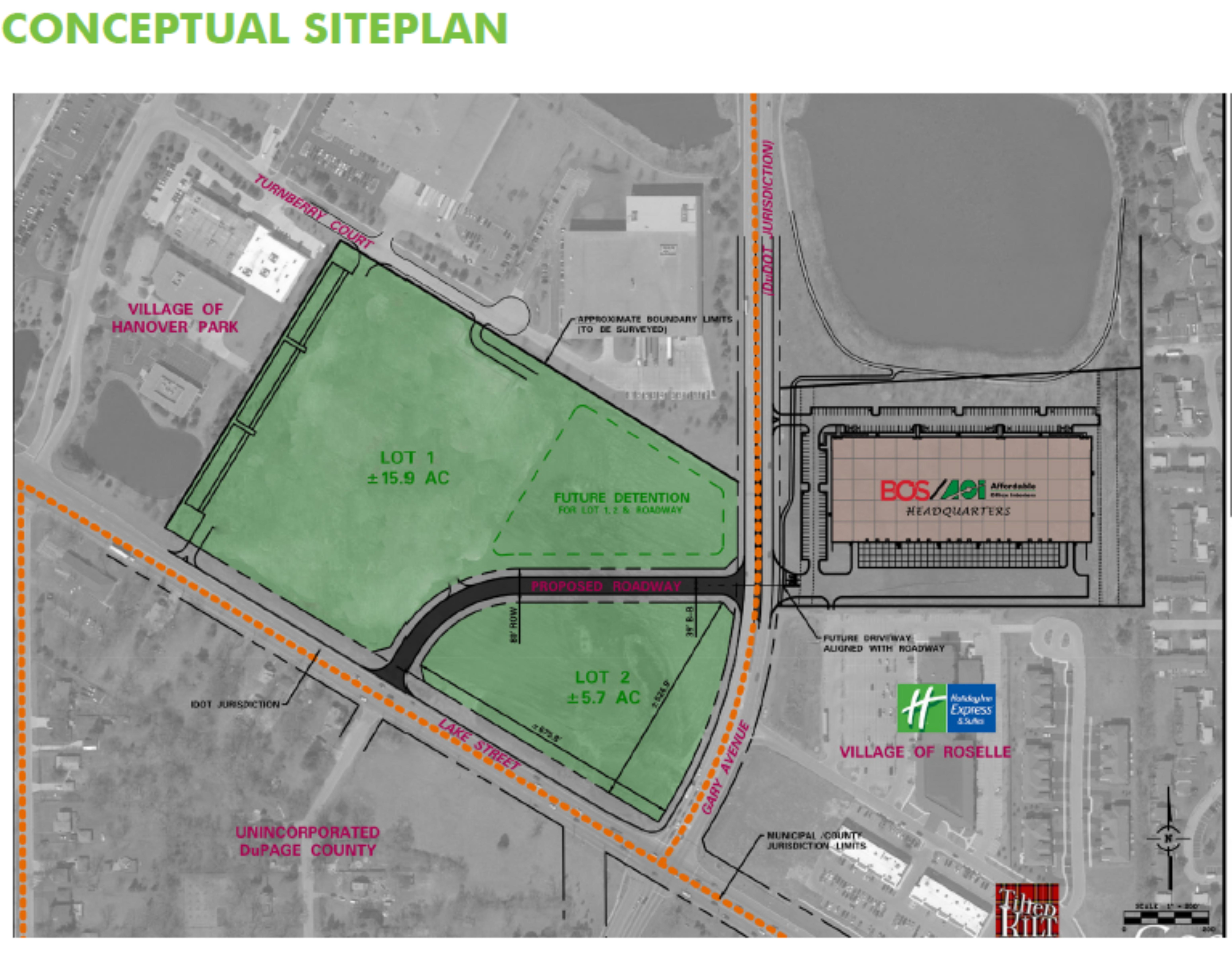 Commercial Development Opportunity -  Hanover Park: site ...