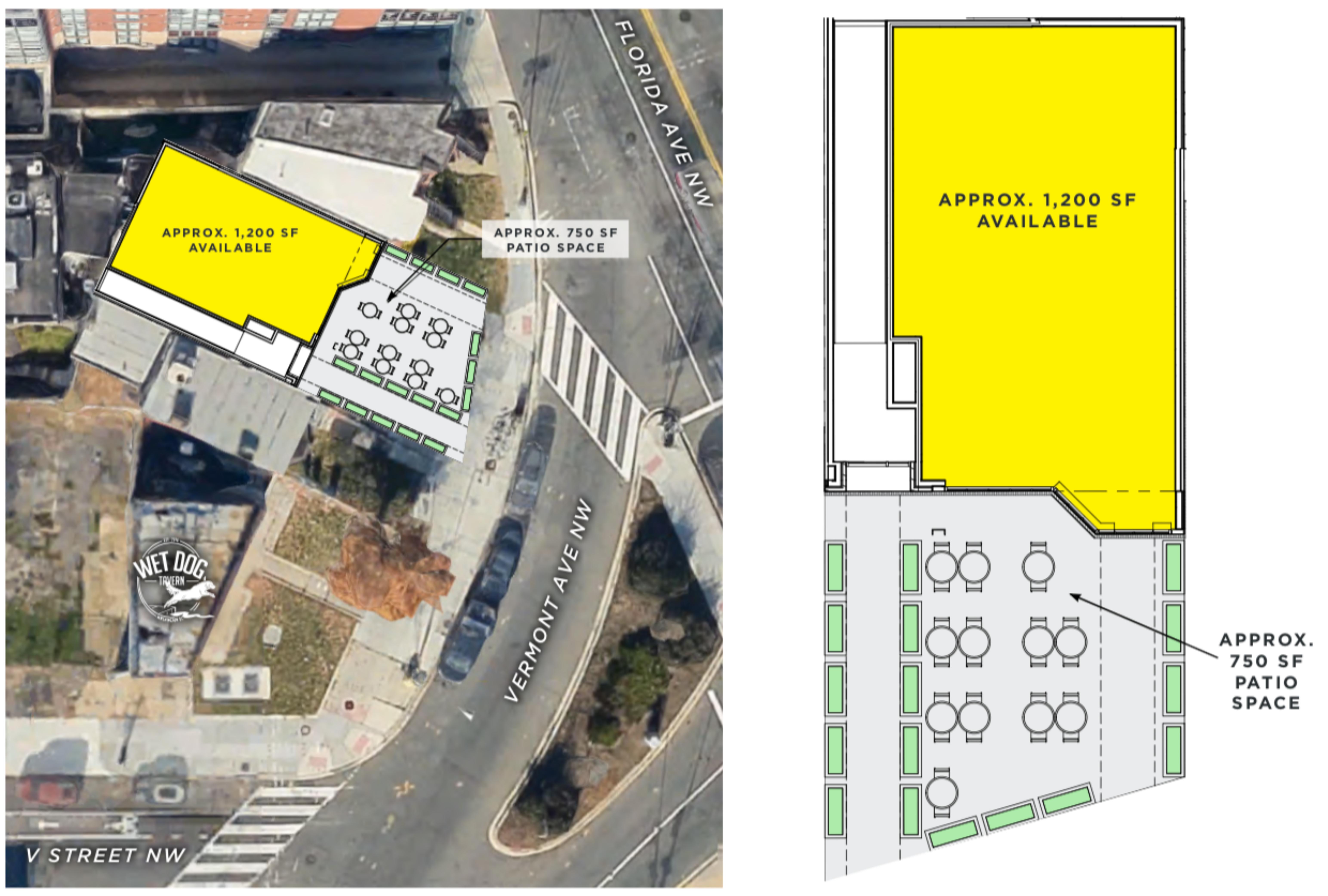 2106 Vermont Avenue NW: site plan
