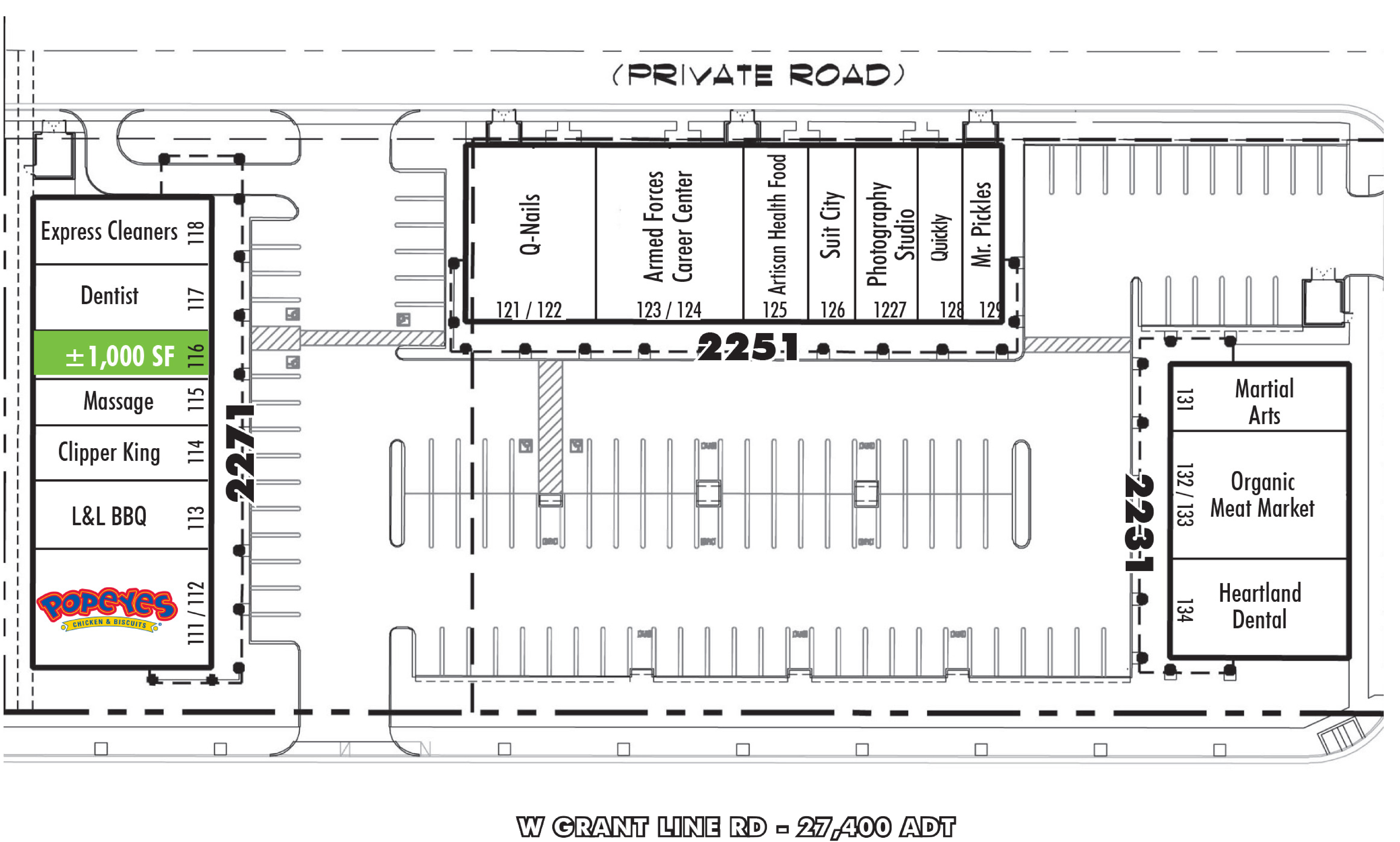 Tracy Orchard: site plan