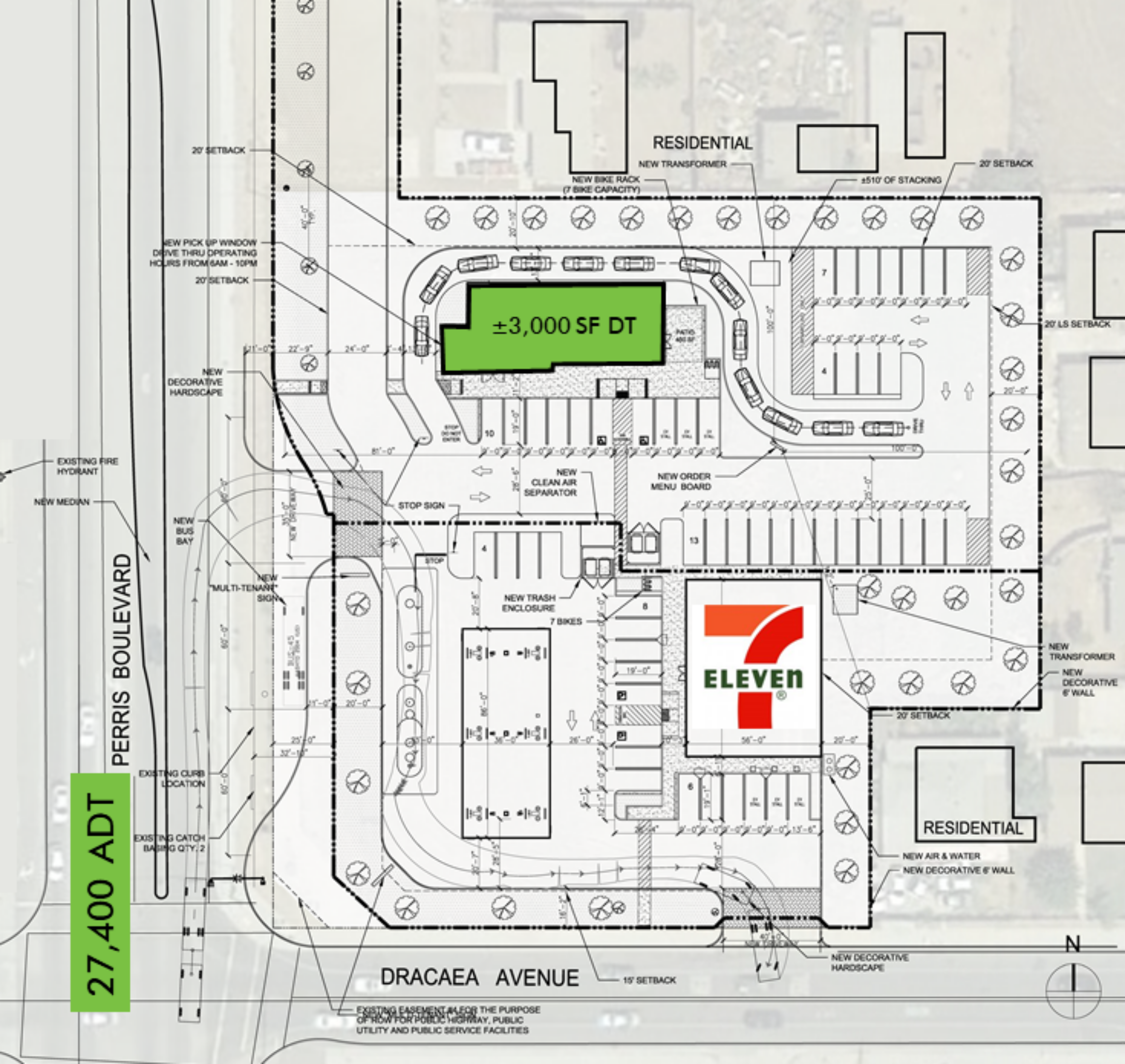 Moreno Valley-25064 Dracaea Ave-DT Pad Available: site plan