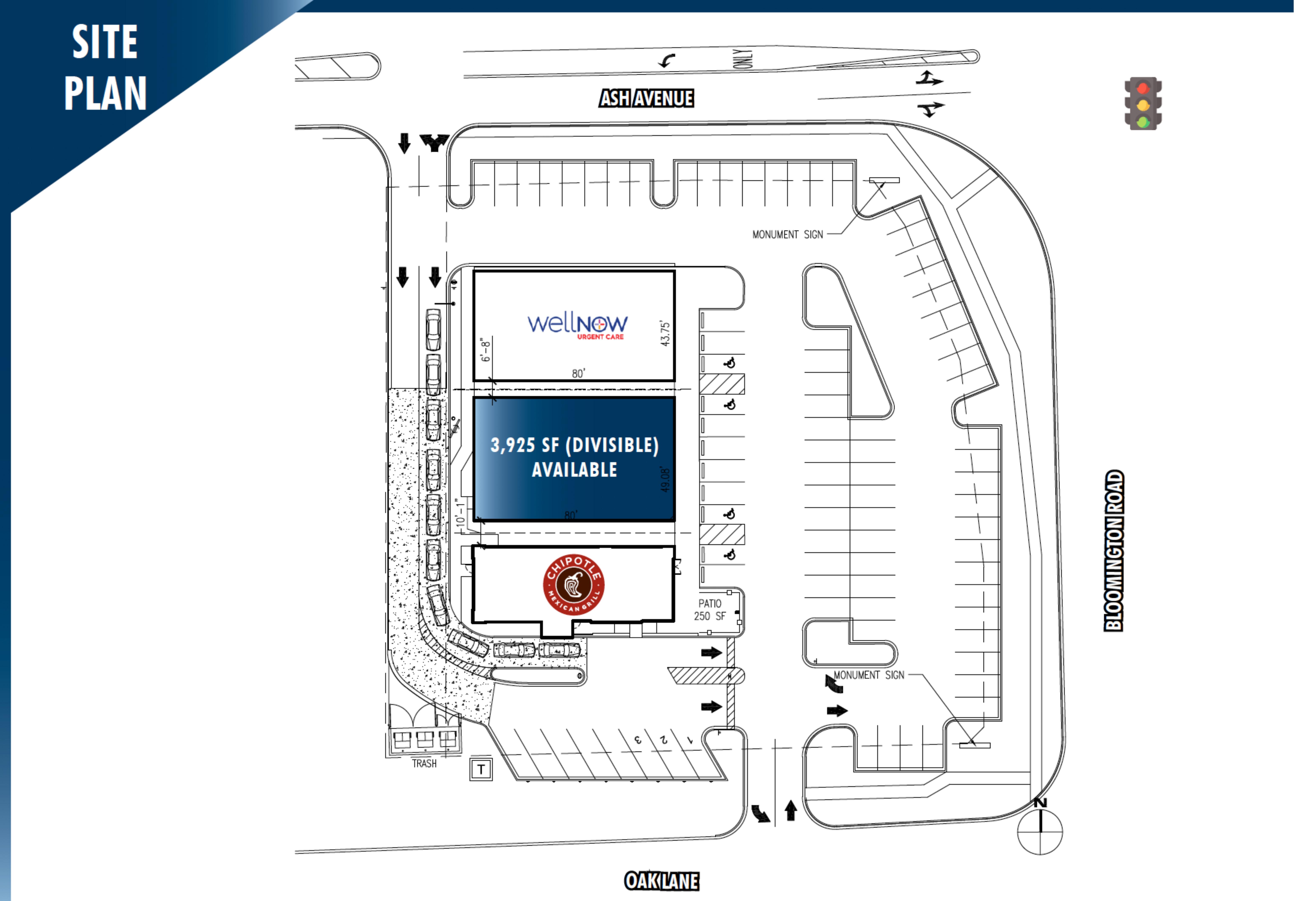 Decatur Marketplace : site plan