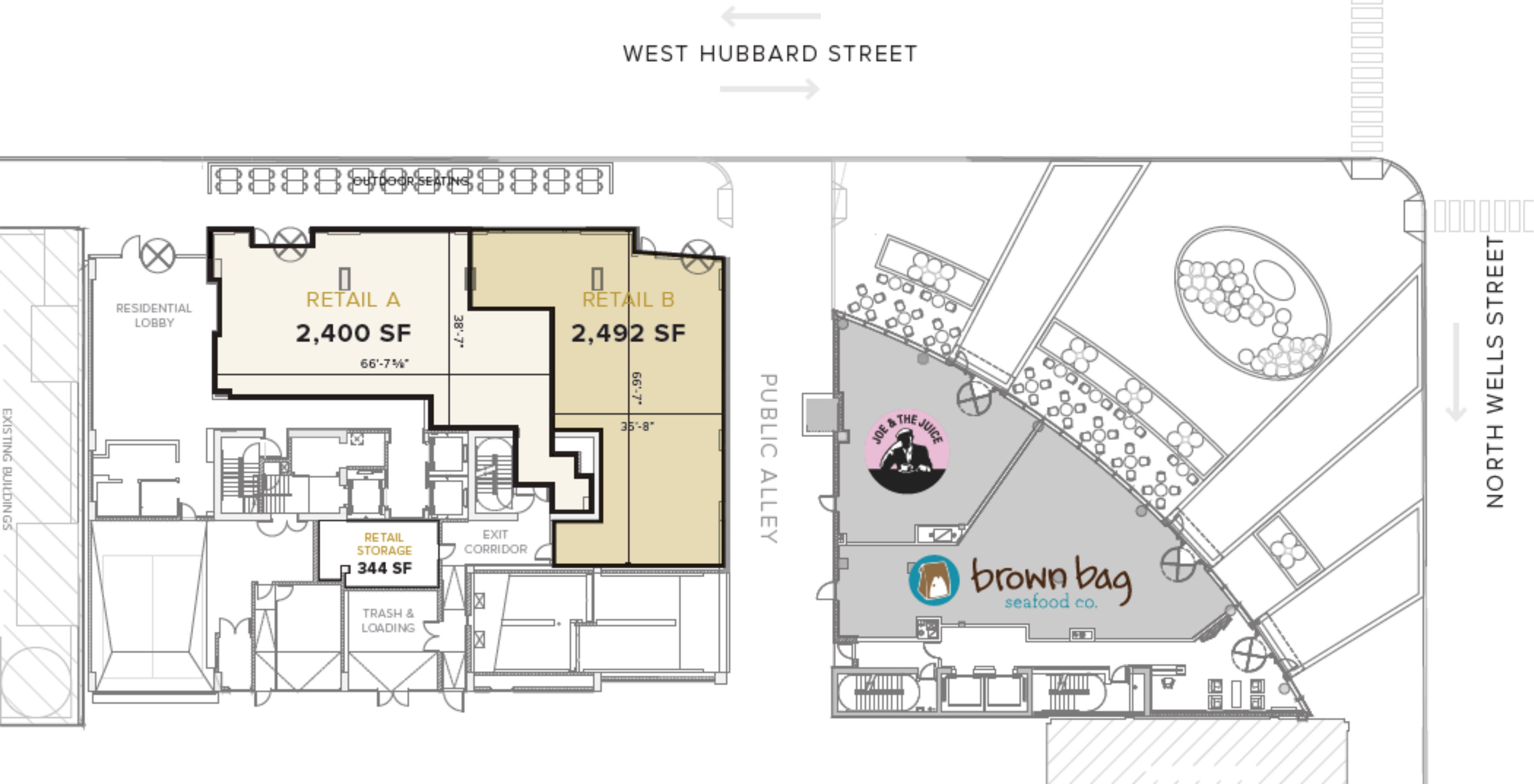 Hubbard 221: site plan