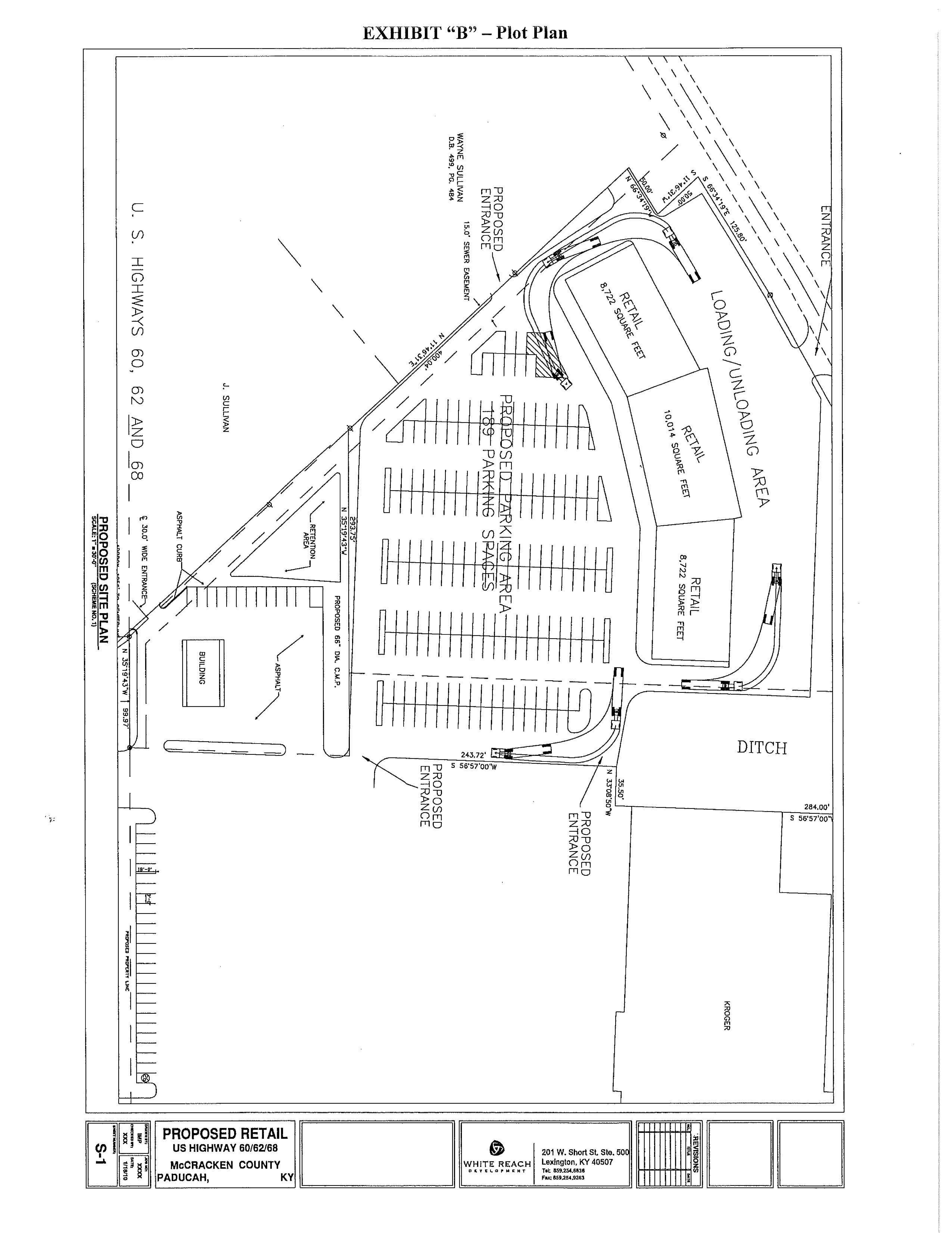 Irvin Cobb Drive Land Development