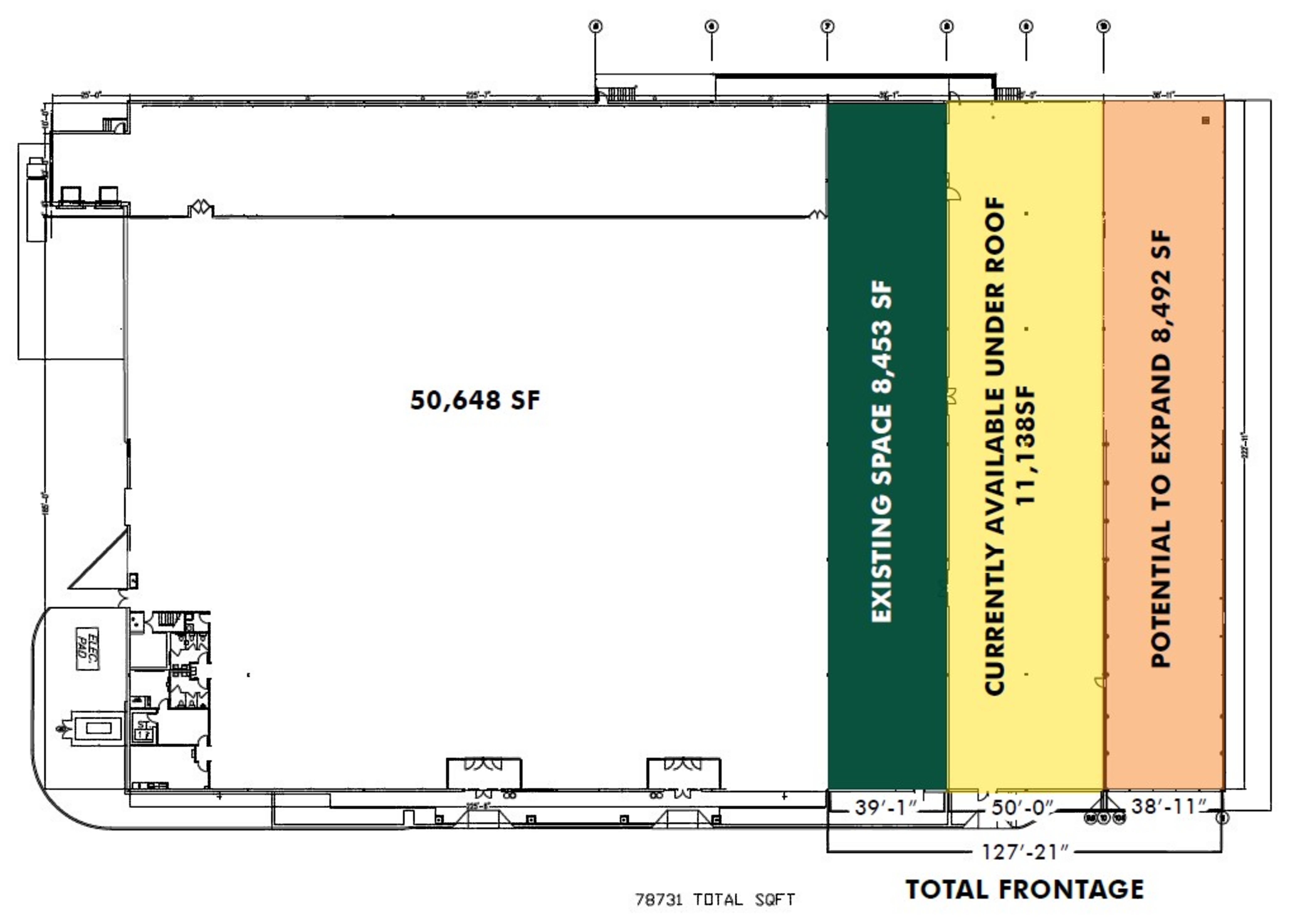 2811 Dekalb Pike: site plan