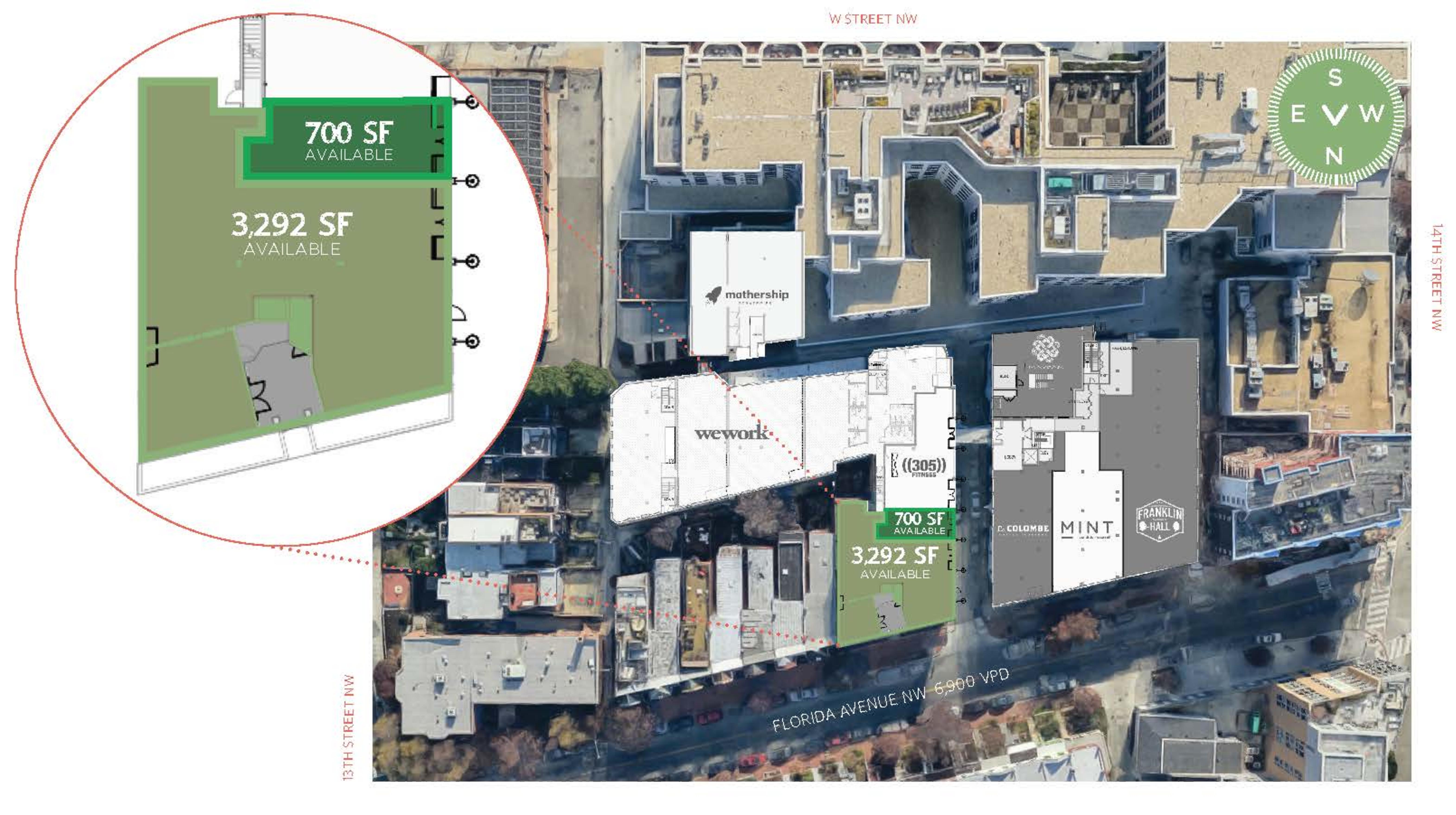 The Manhattan Laundry Building: site plan