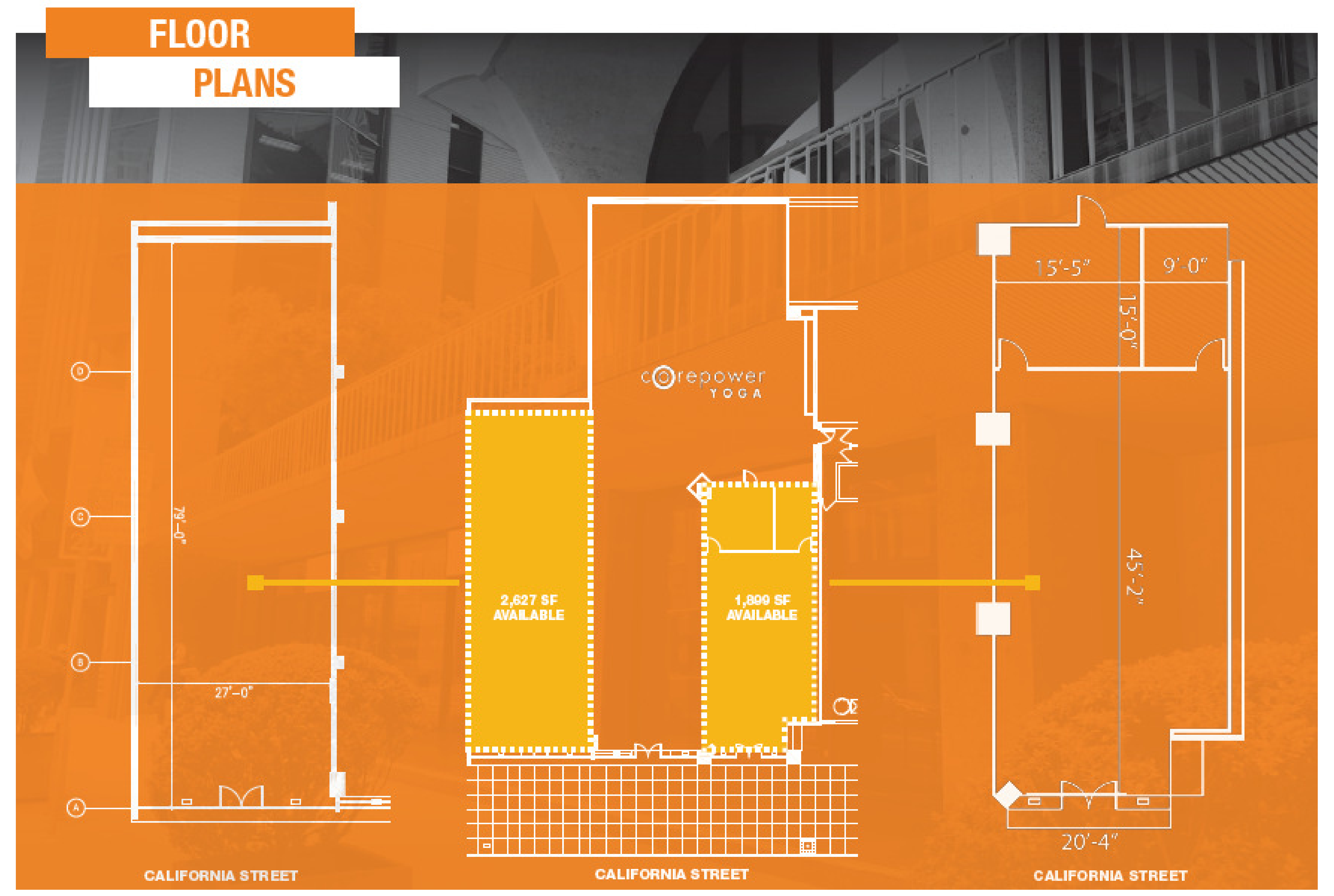 255 California Street: site plan