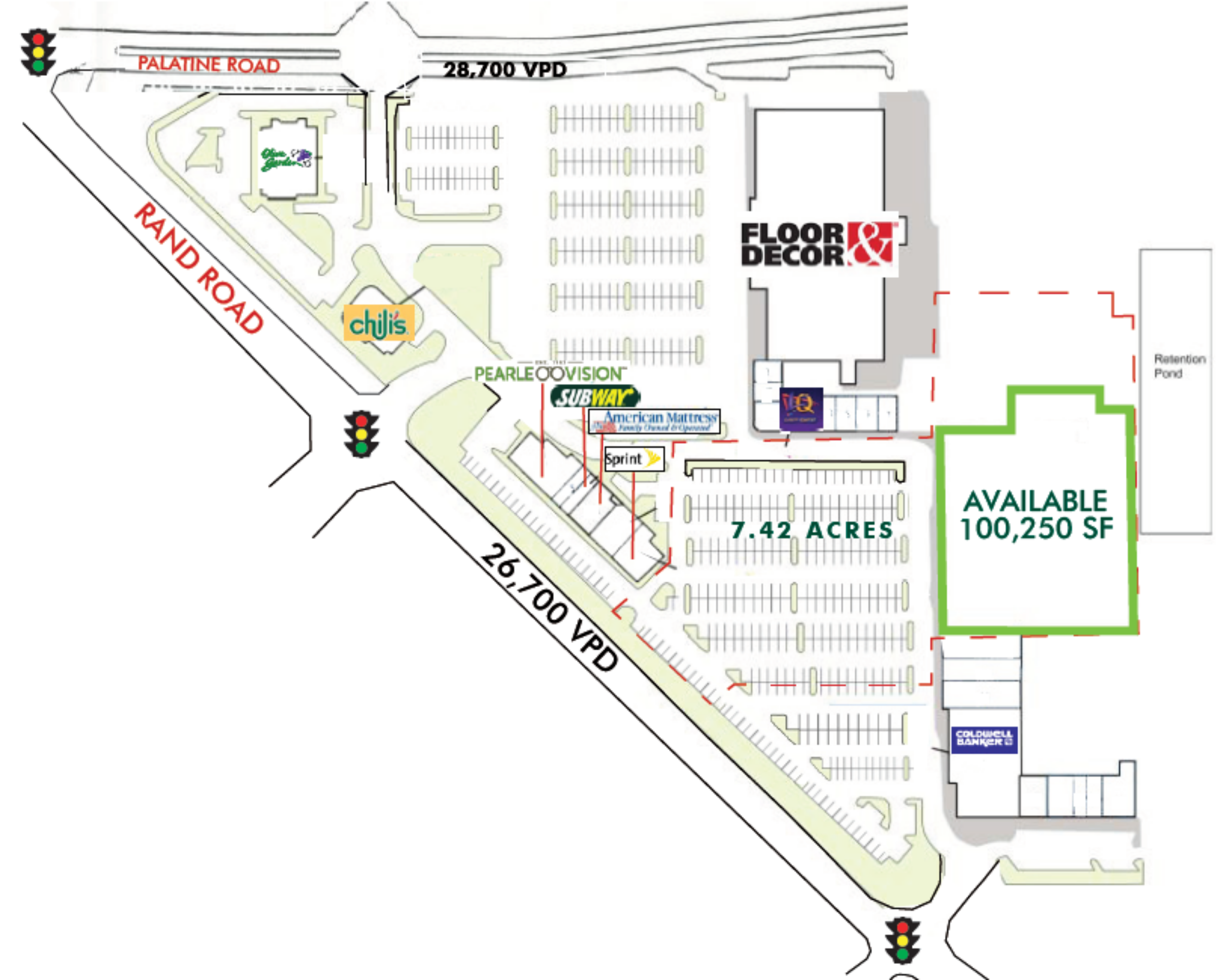 Southpoint: site plan
