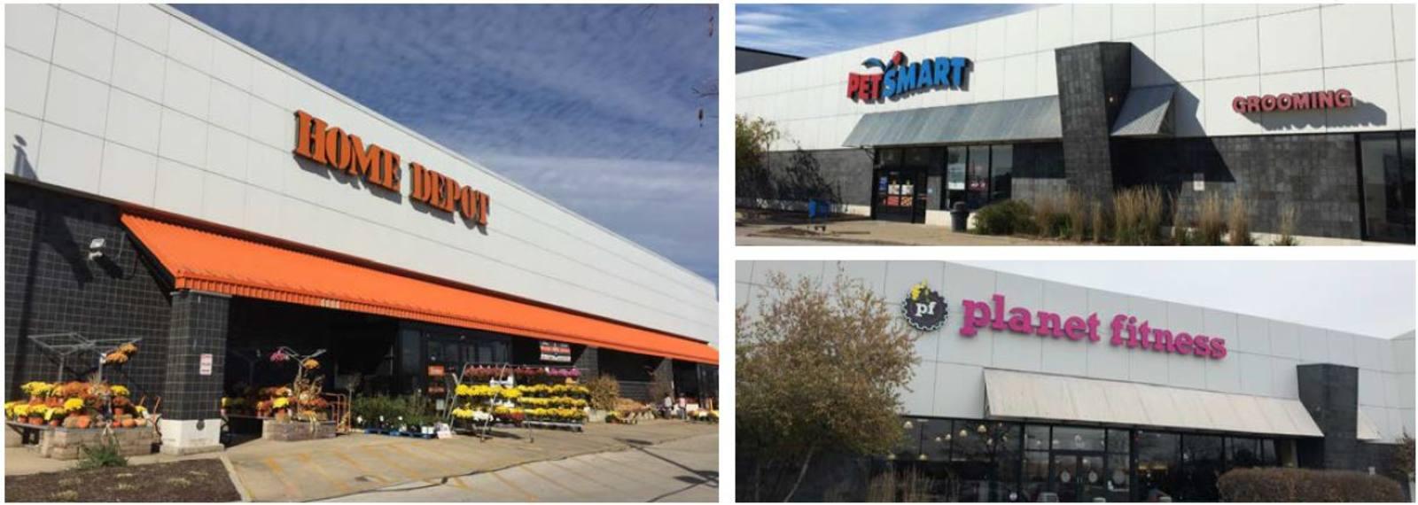 CBRE RetailShops of Schaumburg Court100 Barrington Rd  Photo