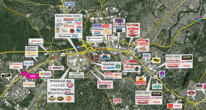 CBRE RetailCrown Plaza Expansion437-461 Route 46 West  Photo