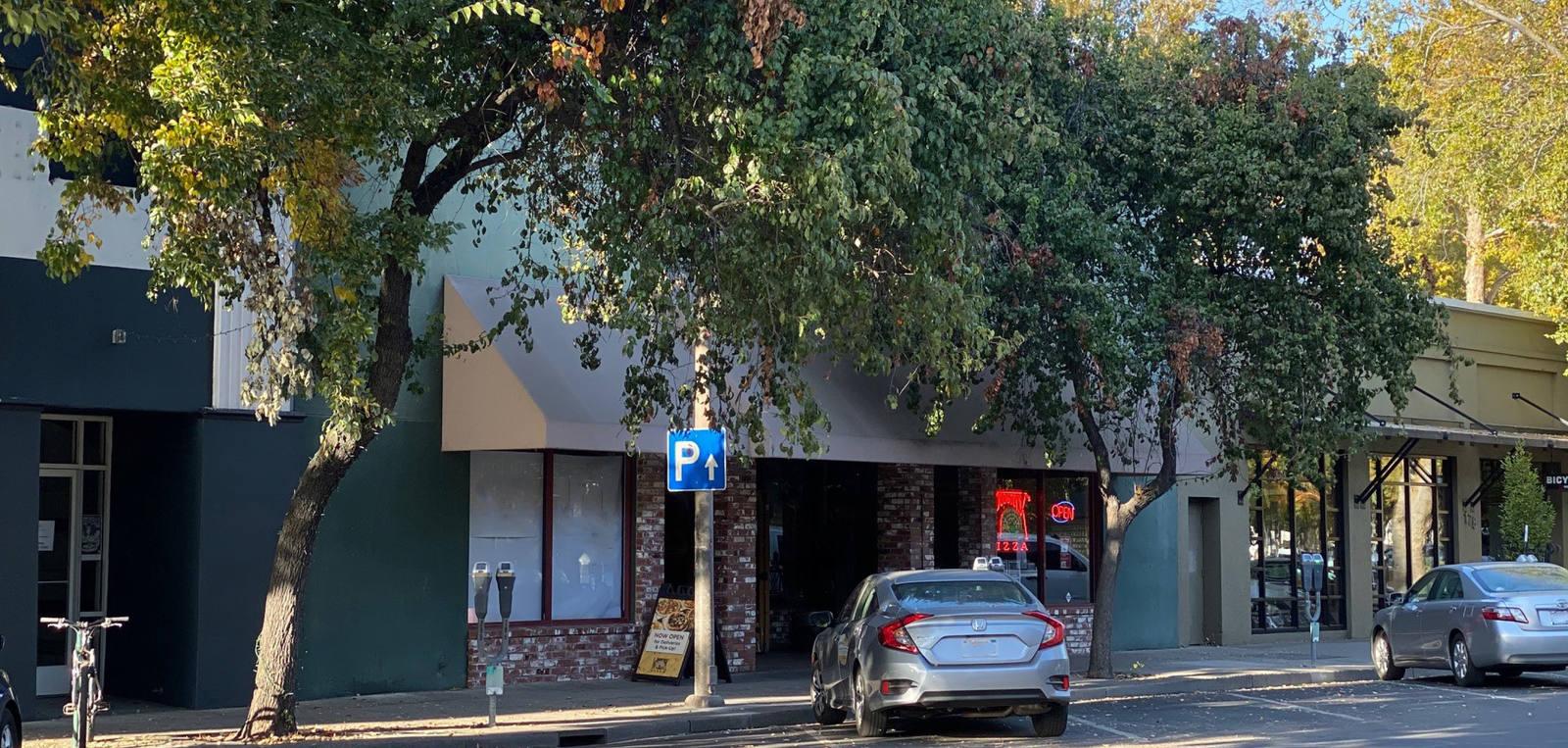 CBRE RetailDowntown Chico Restaurant Space E Second Street  Photo