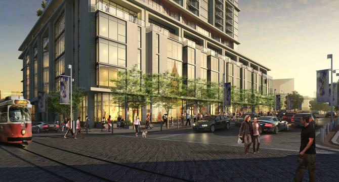 CBRE RetailAtelier - Dallas Arts District2121 Flora St  Photo