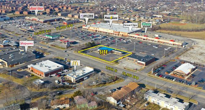 CBRE RetailFOR SUBLEASE - ±4,057 SF BUILDING5520 W 159TH ST  Photo