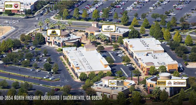 CBRE RetailThe Village at Sacramento Gateway3600-3654 N Freeway Blvd  Photo