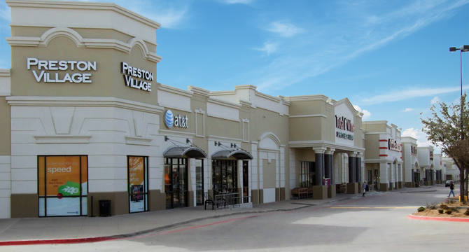 CBRE RetailPreston Village CenterSEC Hwy 121 & Preston Rd  Photo