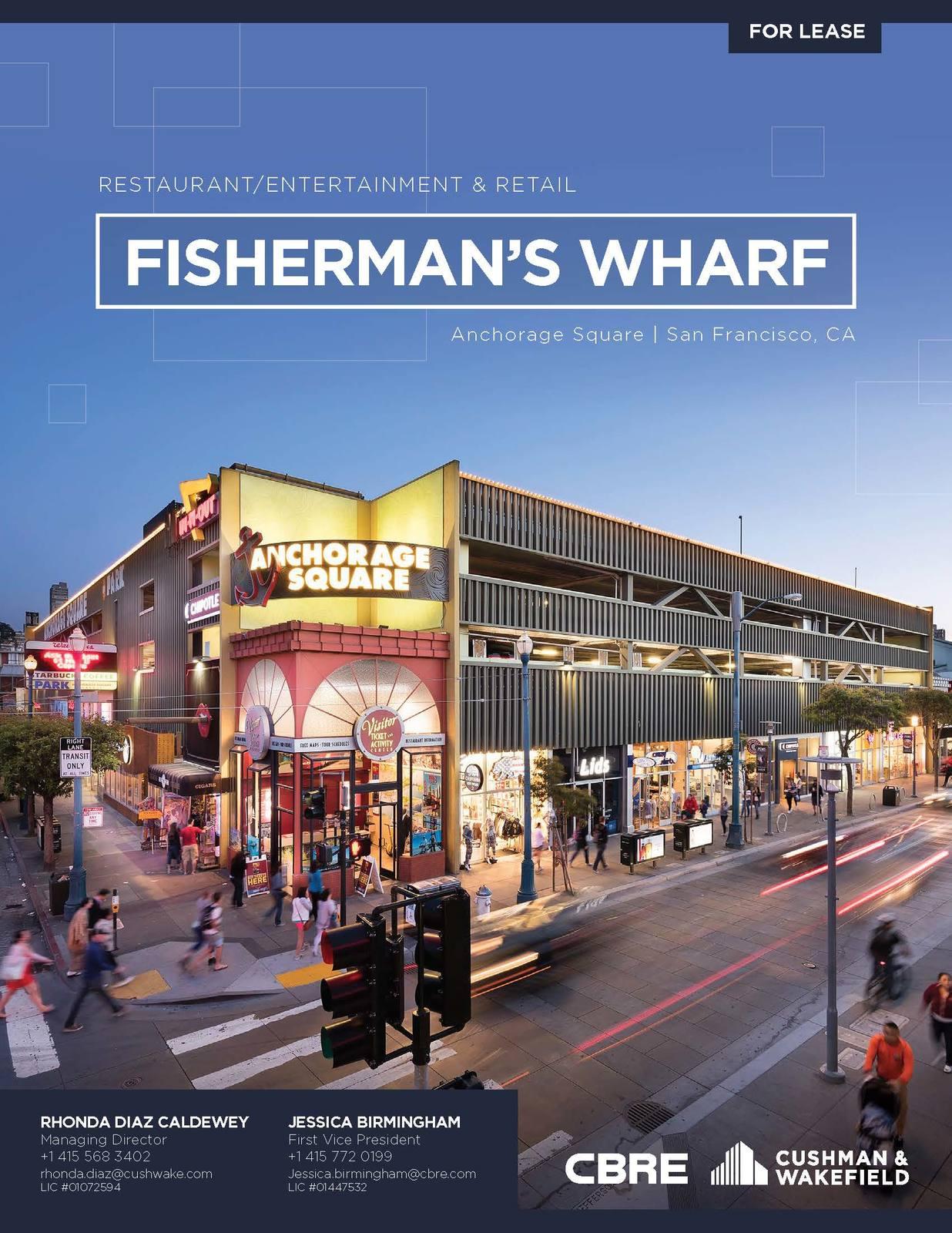 CBRE RetailAnchorage Square500 Beach St  Photo