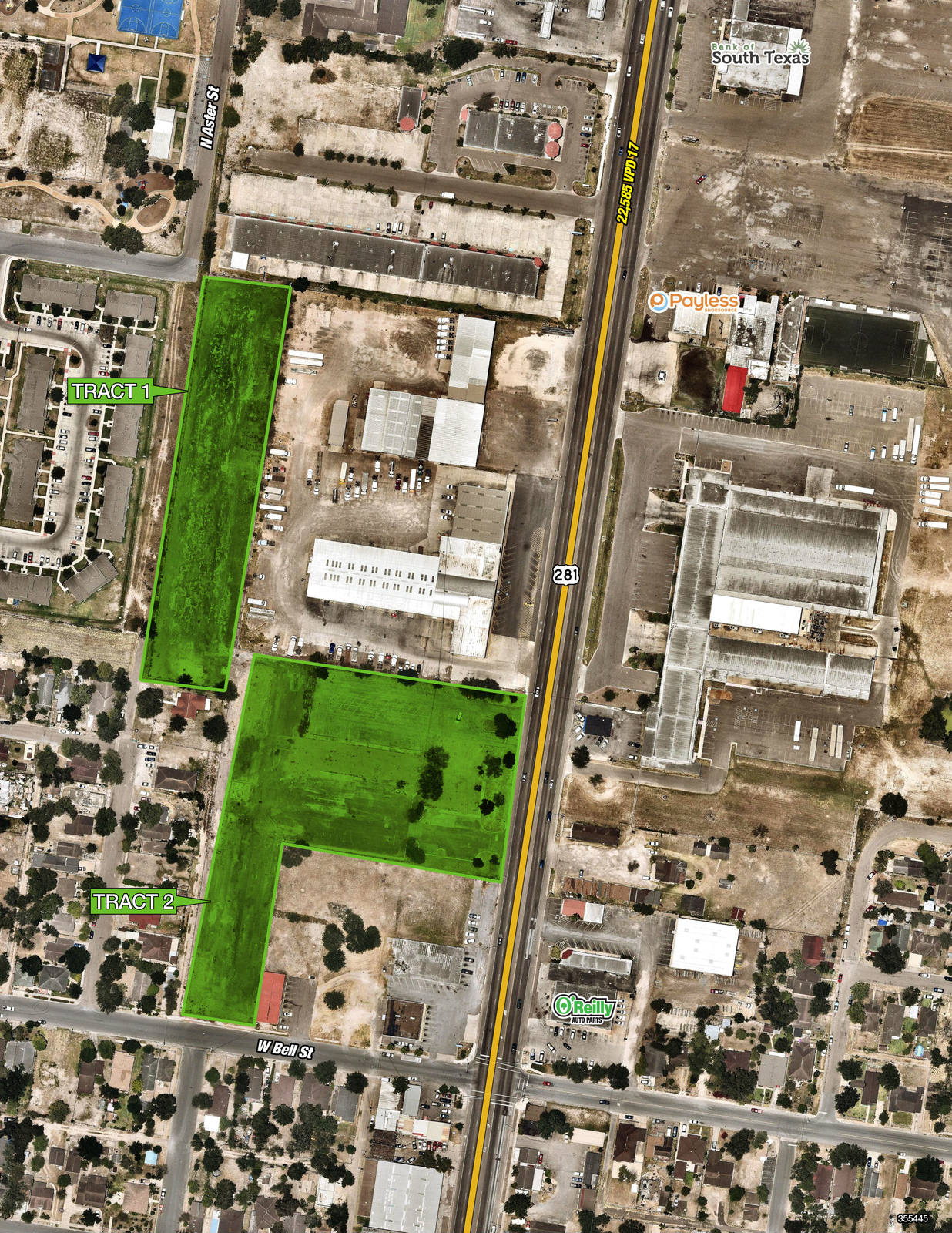 CBRE Retail623 N. Cage Blvd. - Pharr623 N. Cage Blvd.  Photo