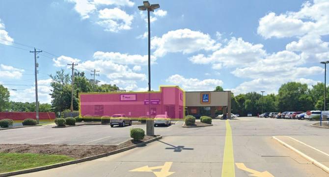 CBRE Retail2,000 SF Next to ALDI1708 N Illinois St  Photo