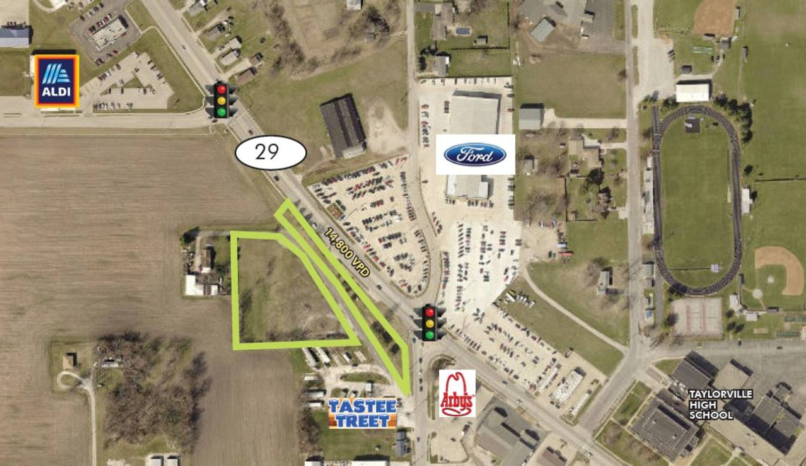 CBRE Retail2.79 AC Outlot of ALDI1100 Schuyler Lane  Photo