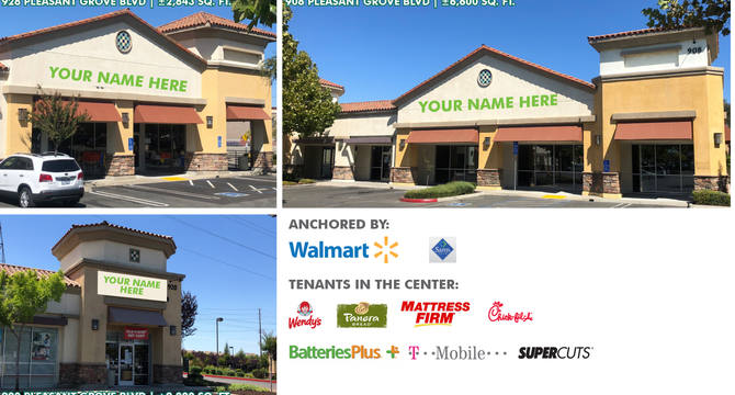 CBRE RetailPleasant Grove Marketplace908 & 910 and 920 & 928 Pleasant Grove Boulevard  Photo