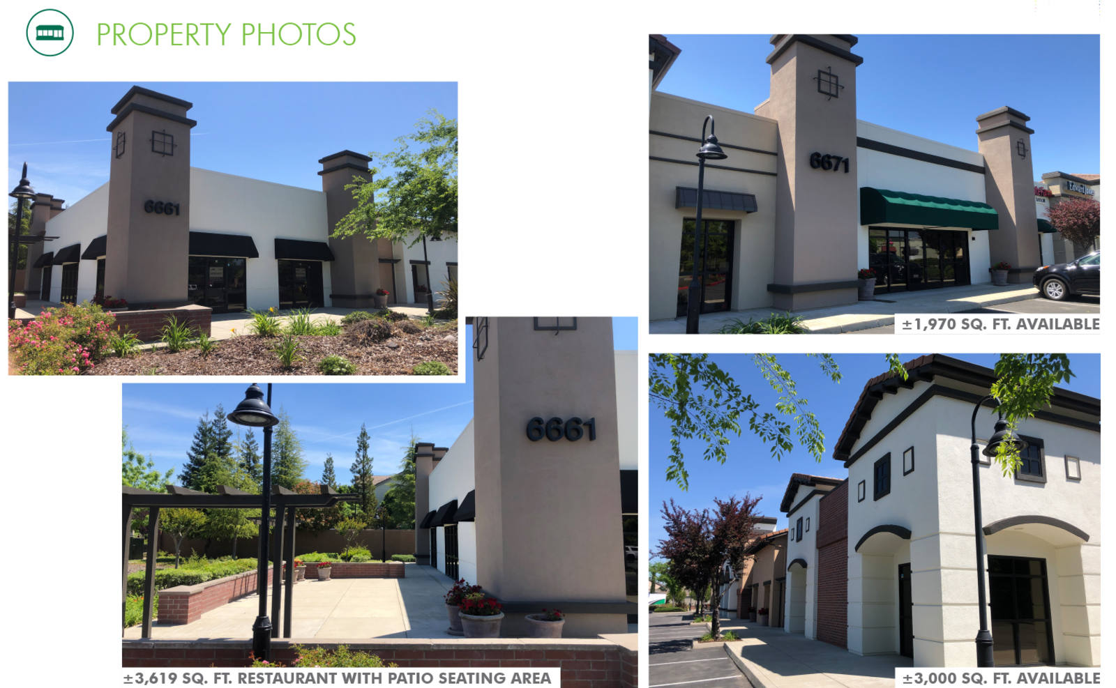 CBRE RetailBlue Oaks Plaza6661-6681 Blue Oaks Boulevard  Photo