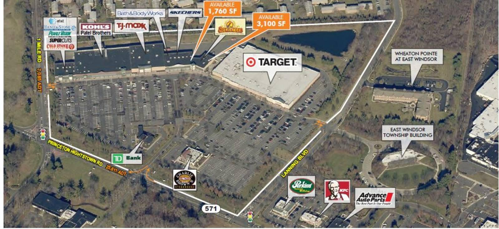 CBRE RetailEast Windsor Village72 Princeton Hightstown Road  Photo