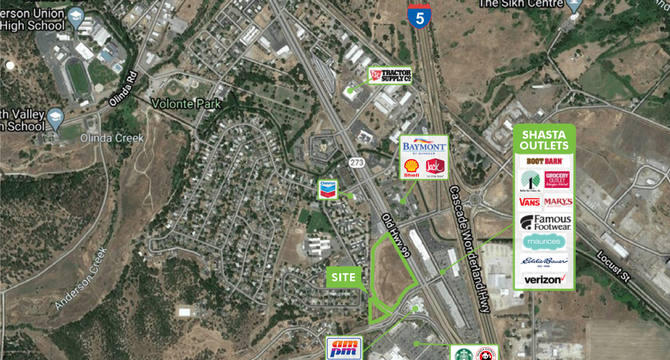 CBRE RetailCommercial Mixed Use DevelopmentNWC HIGHWAY 273 & PLEASANT HILLS DRIVE  Photo