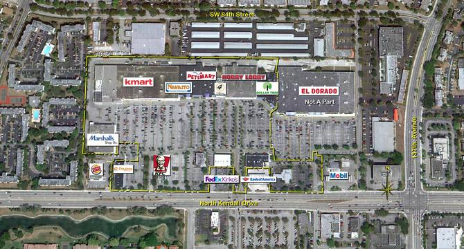 CBRE RetailKendale LakesN Kendall Dr & SW 137th Ave  Photo