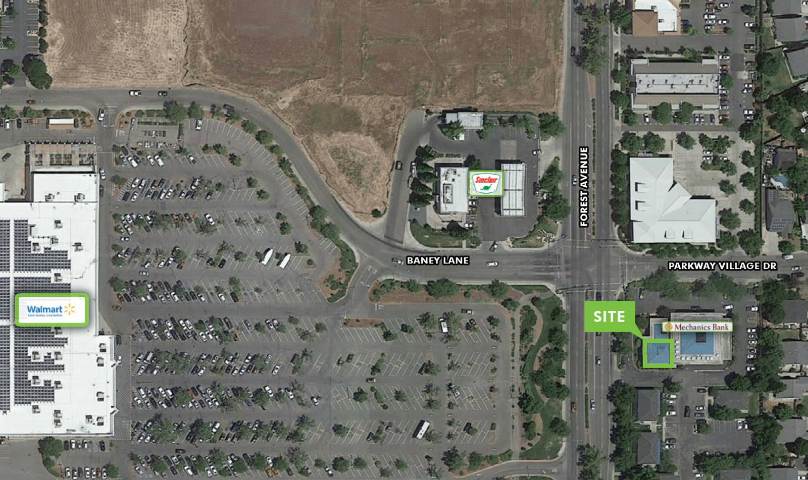 CBRE Retail2041 Forest Ave2041 Forest Ave  Photo