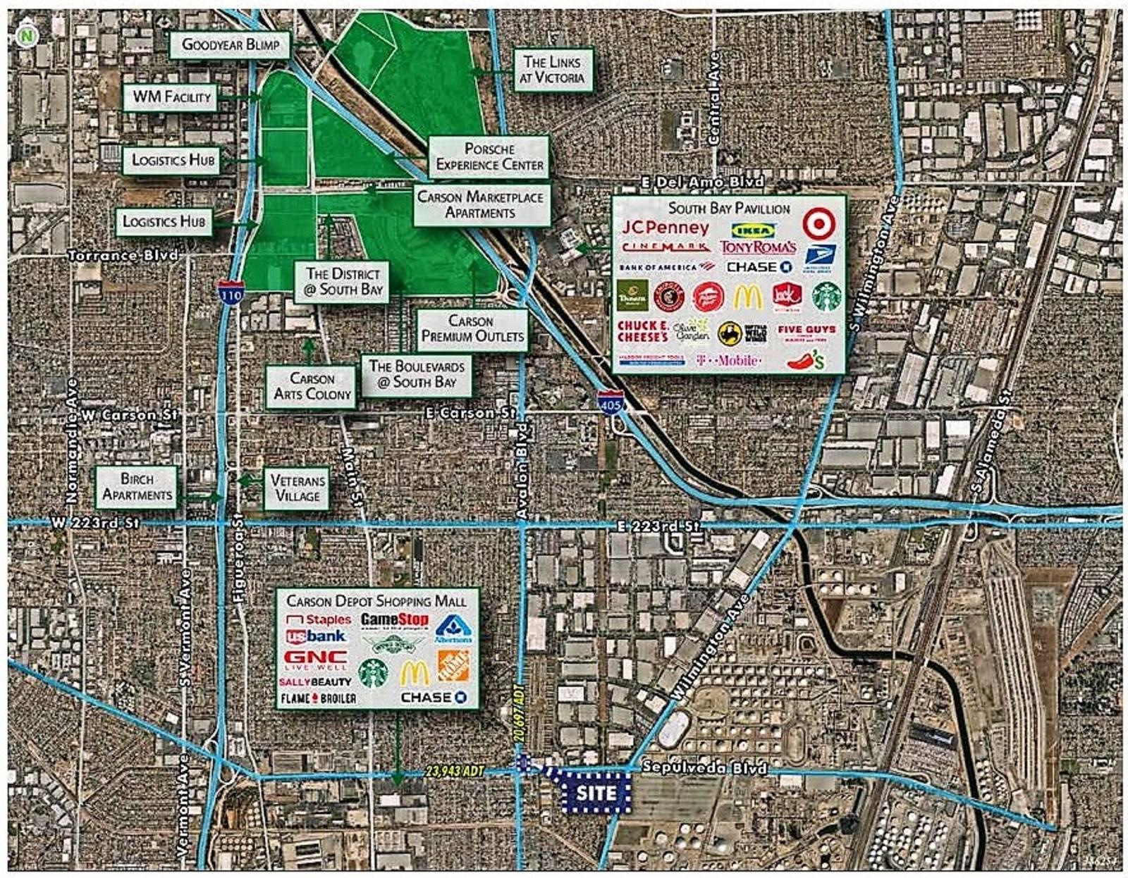 CBRE Retail23820 Avalon Boulevard23820 South Avalon Boulevard  Photo