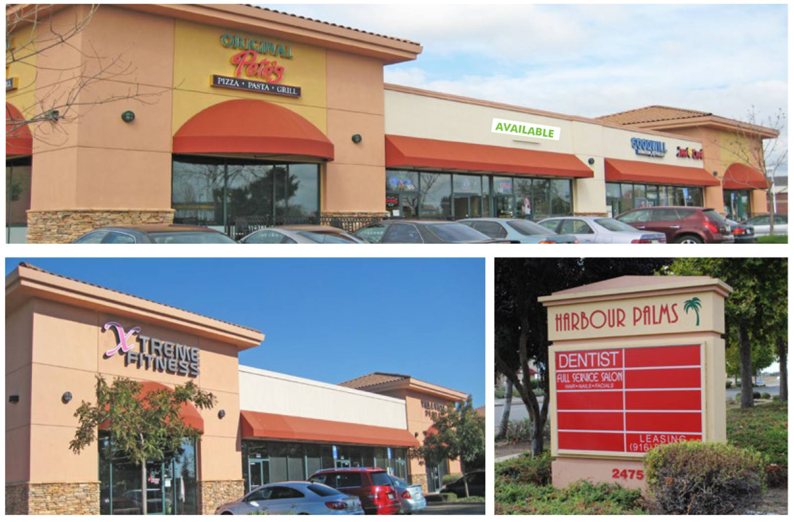CBRE RetailHarbour Palms2475 Elk Grove Blvd  Photo