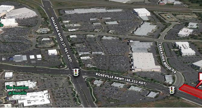 CBRE RetailRoseville Parkway PadCreekside Ridge Dr & Roseville Pkwy  Photo