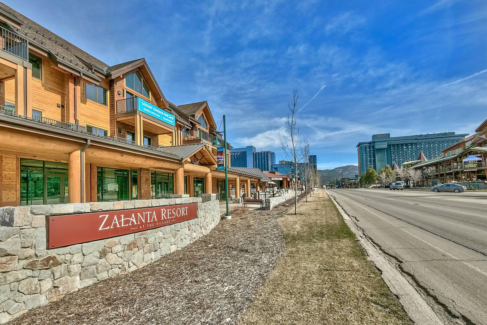 CBRE RetailZalanta4101 Lake Tahoe Blvd  Photo