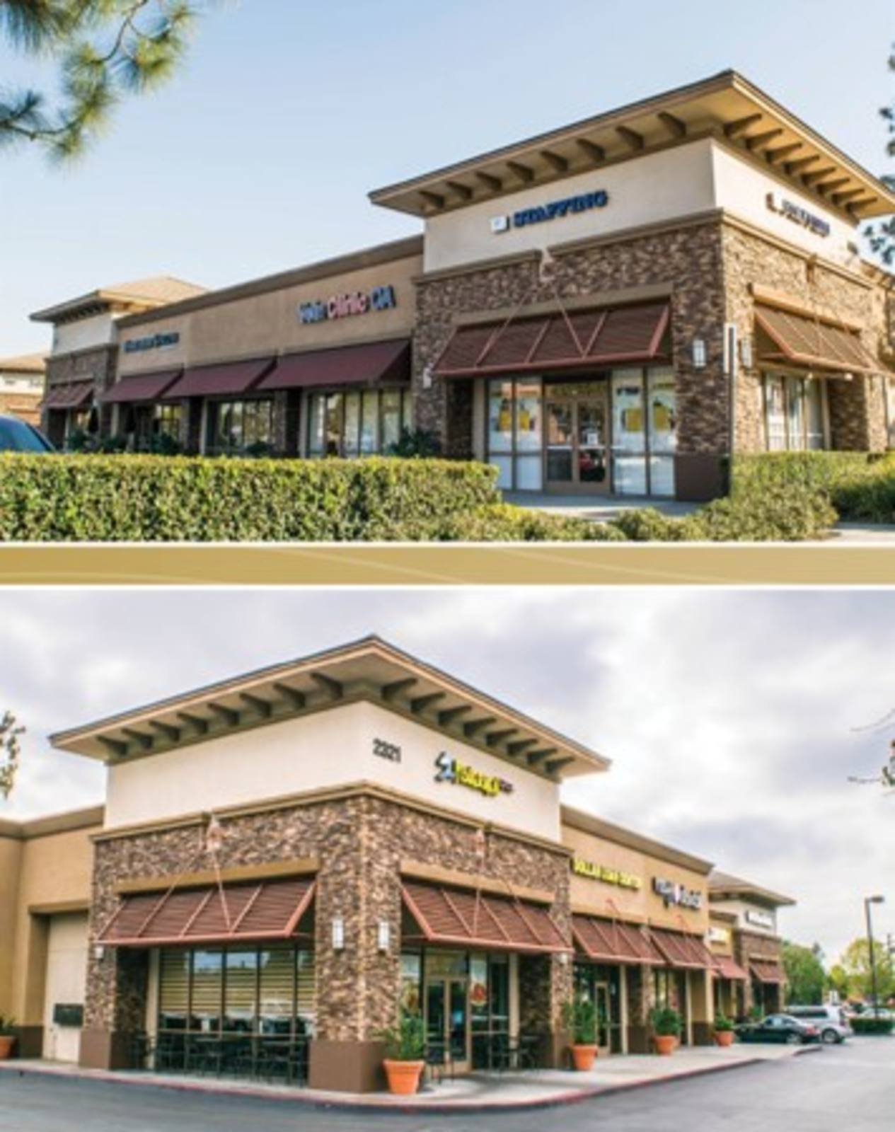 CBRE RetailCreekside Retail Center431 North Tustin Avenue - 2321 East 4th Street   Photo