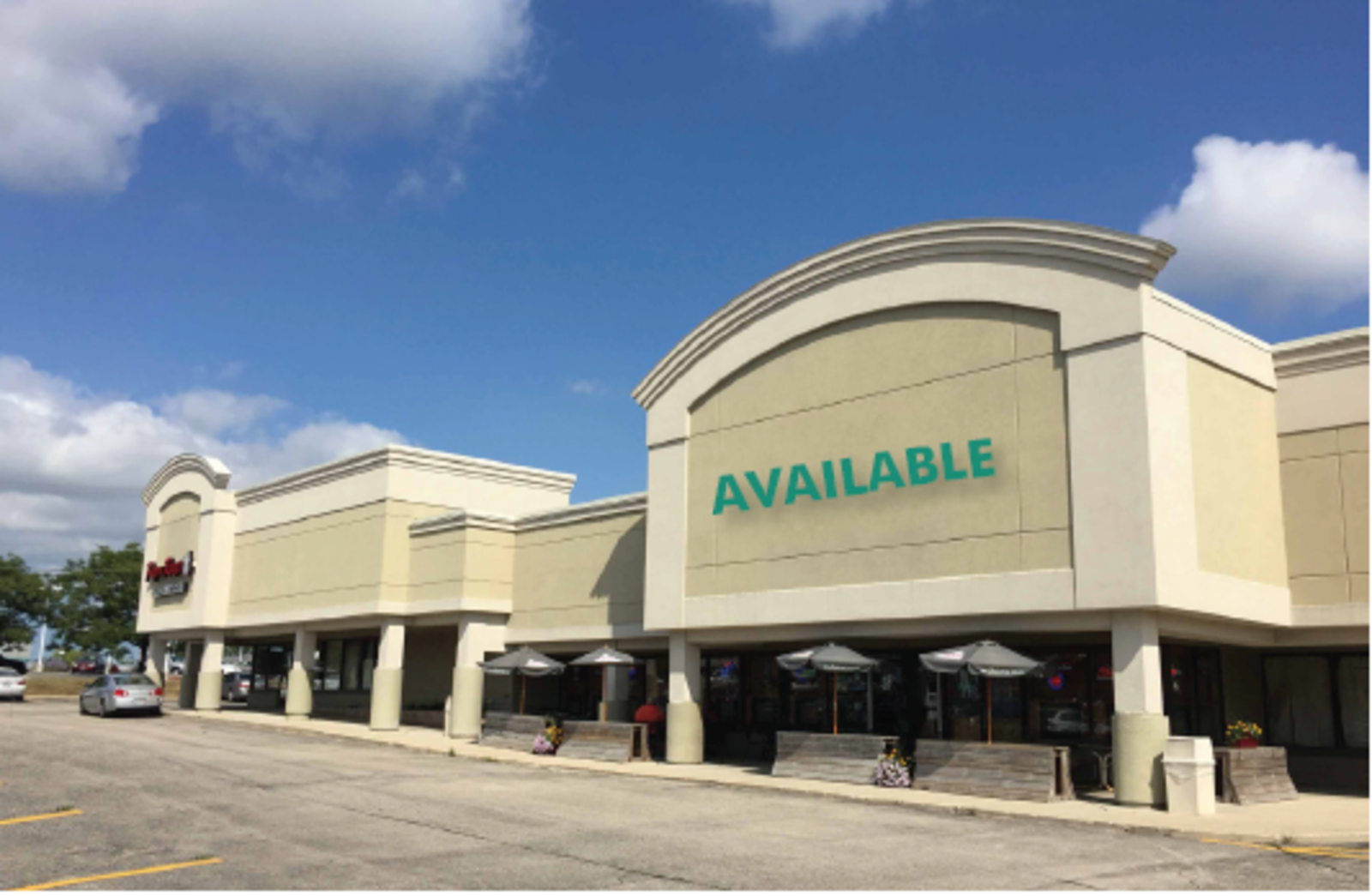 CBRE RetailFoxfire Plaza2070 N. Rand Rd.  Photo