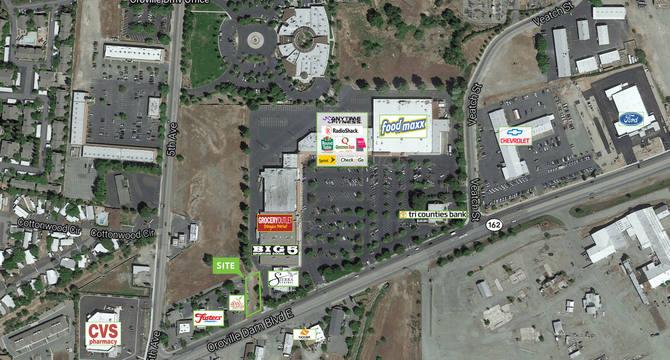 CBRE RetailHigh Identity Retail LandNEC 5th Avenue & Oro Dam Boulevard  Photo