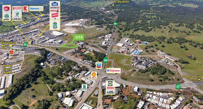 CBRE RetailHigh Identity Commercial Land10 Prospect Drive  Photo