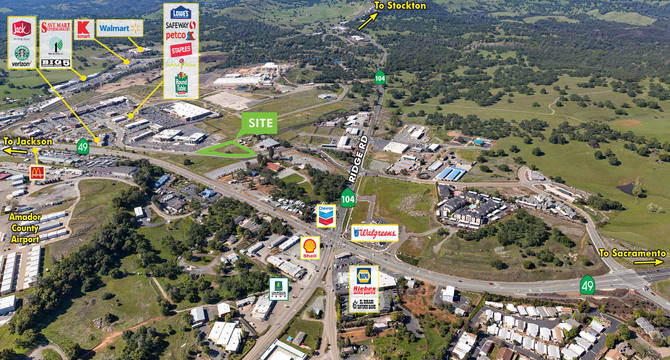 CBRE RetailHigh Identity Commercial Land10 Prospect Drive  Photo