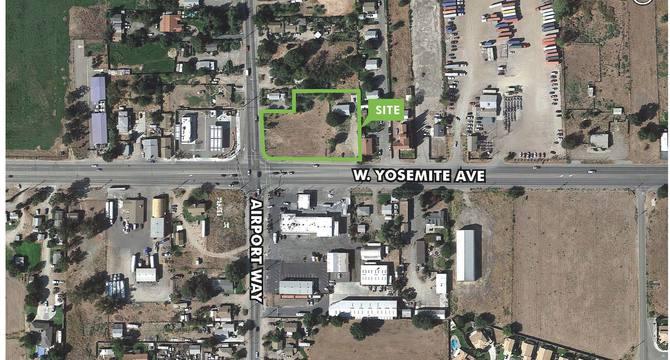 CBRE RetailCommercial Land - 2077 Yosemite Ave2077 Yosemite Avenue  Photo