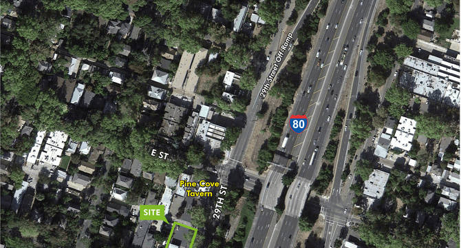 CBRE RetailHigh Identity Midtown Corner Location2827 F Street  Photo