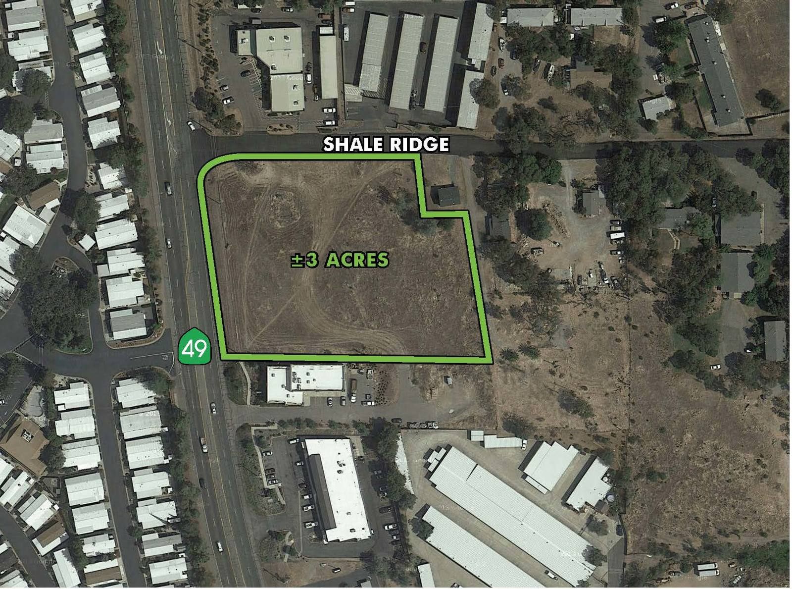 CBRE RetailRetail Land - 12020 Shale Ridge RdSEC Highway 49 & Shale Ridge Road  Photo